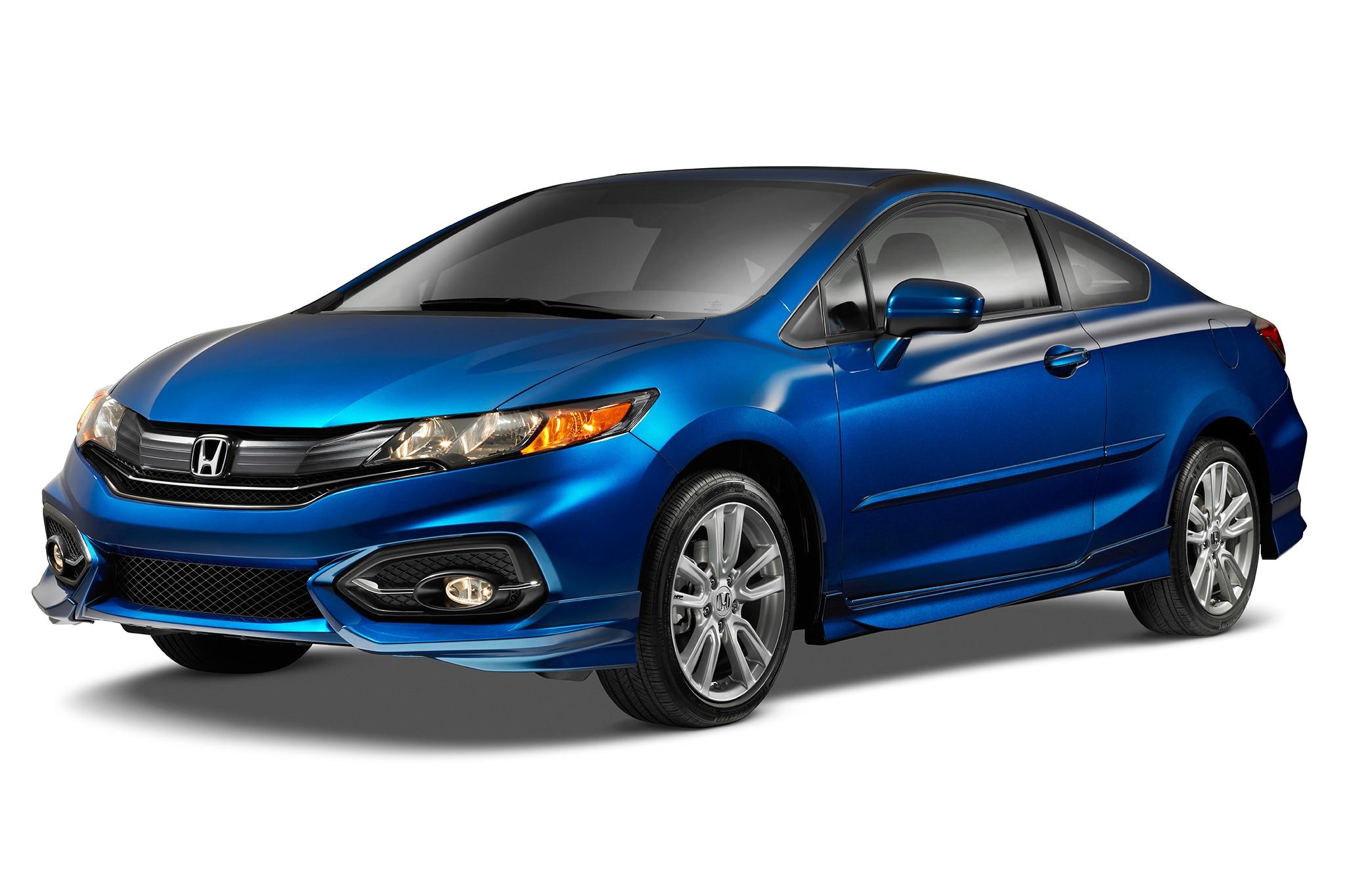 2014 Honda Civic EXL Around the Block