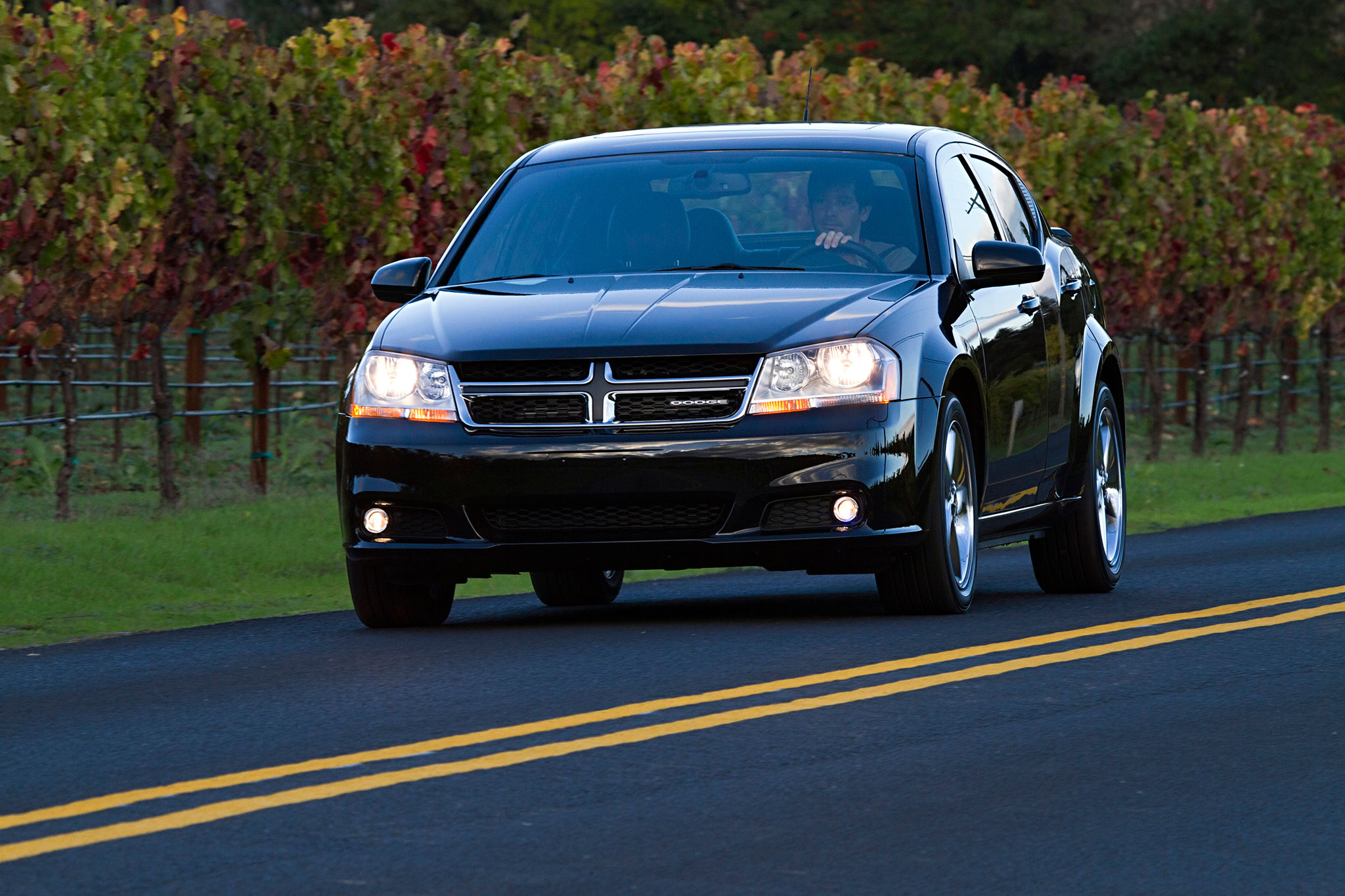 2012 dodge avenger r/t - first look - automobile magazine