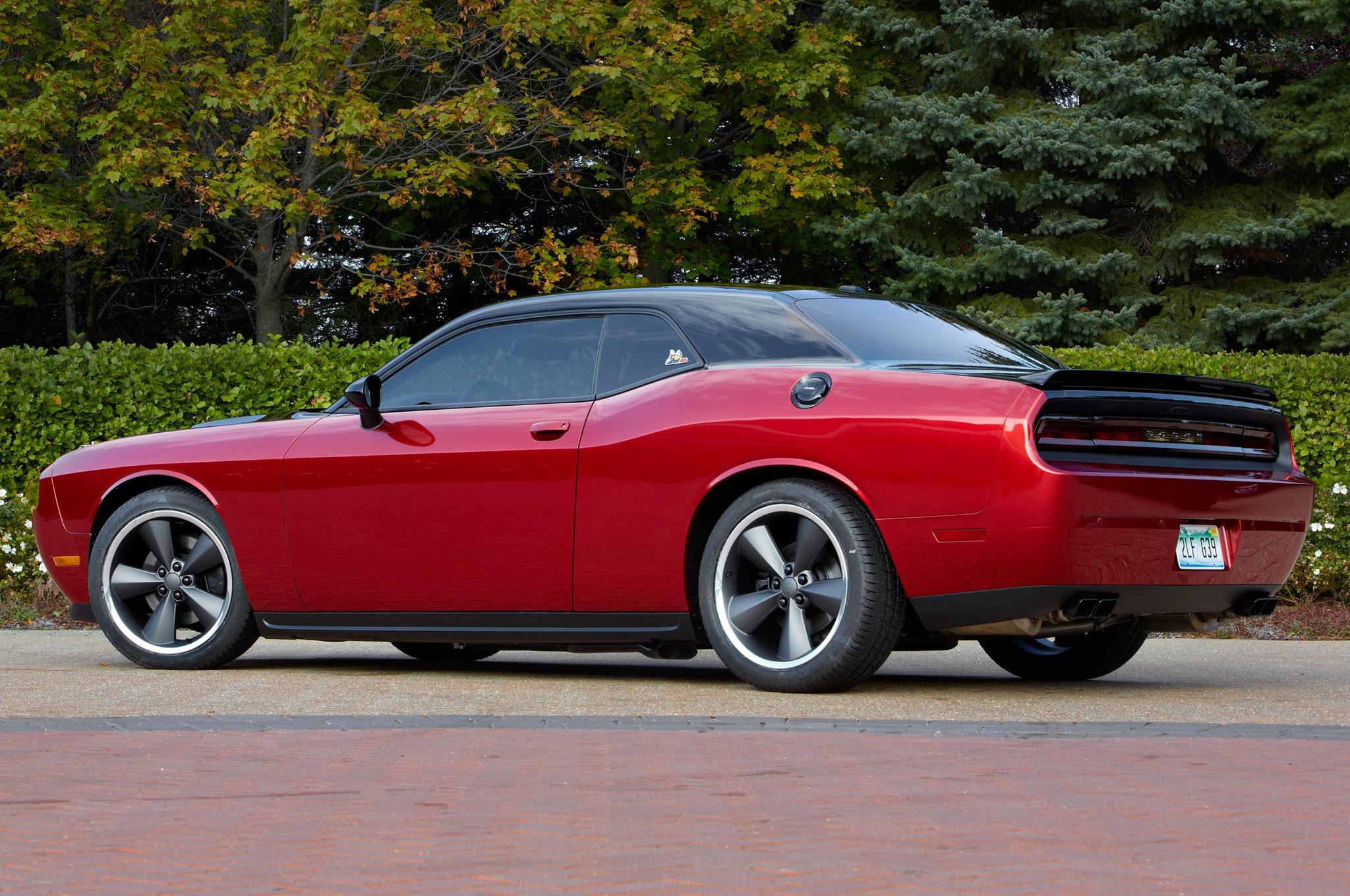 SEMA 2013 2014 Dodge Challenger Shaker Mopar Editions Unveiled