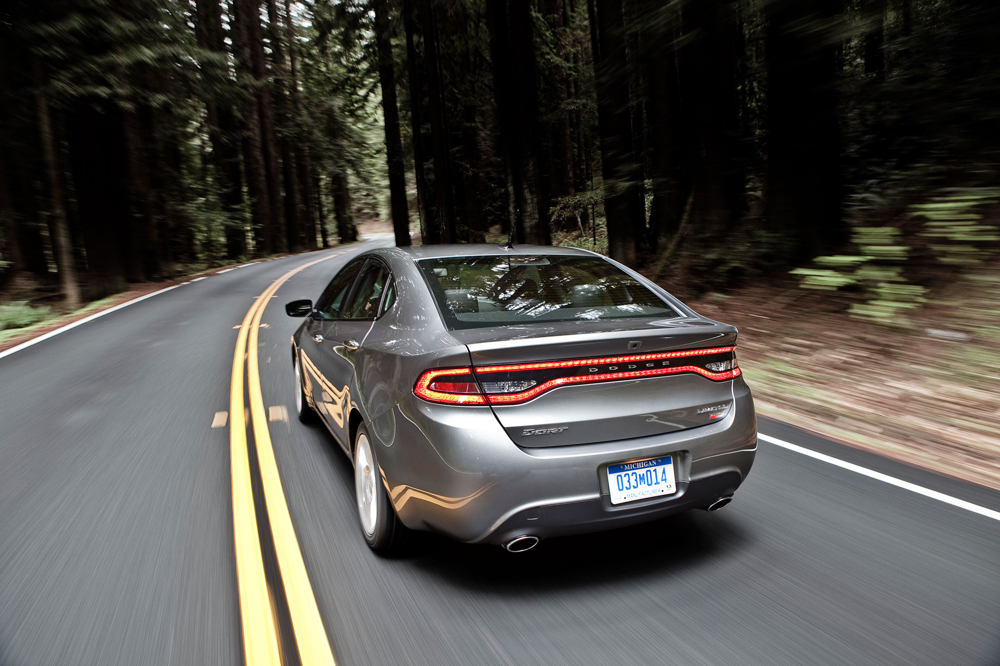 2014 Dodge Dart Blacktop Debuts for 2014 Detroit Auto Show
