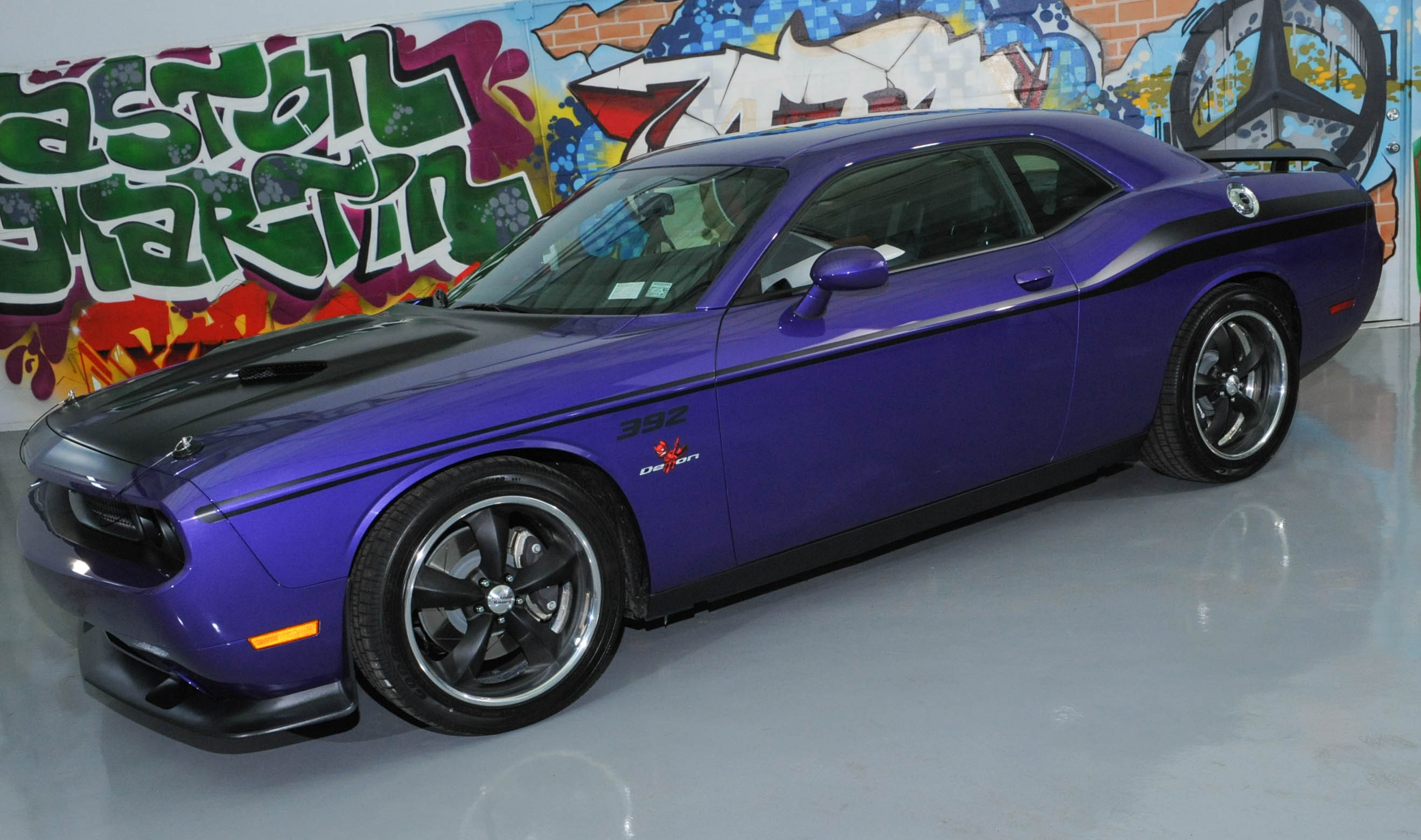 2014 dodge demon challenger srt8