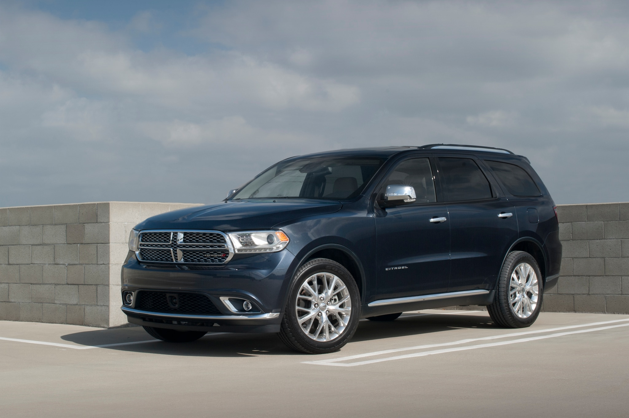 2014 dodge durango first drive automobile magazine. Black Bedroom Furniture Sets. Home Design Ideas