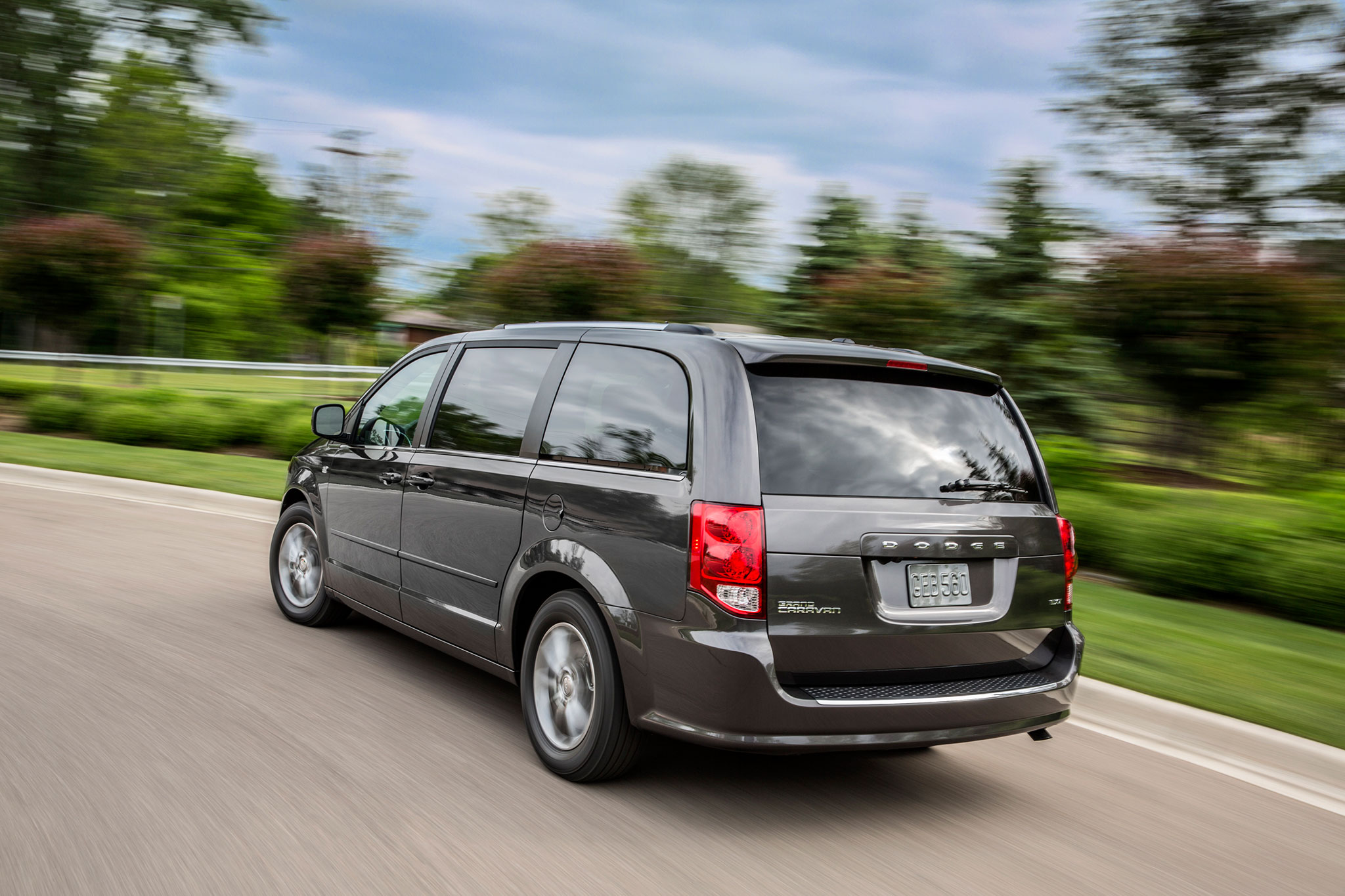 and early chrysler town anniversary edition review country