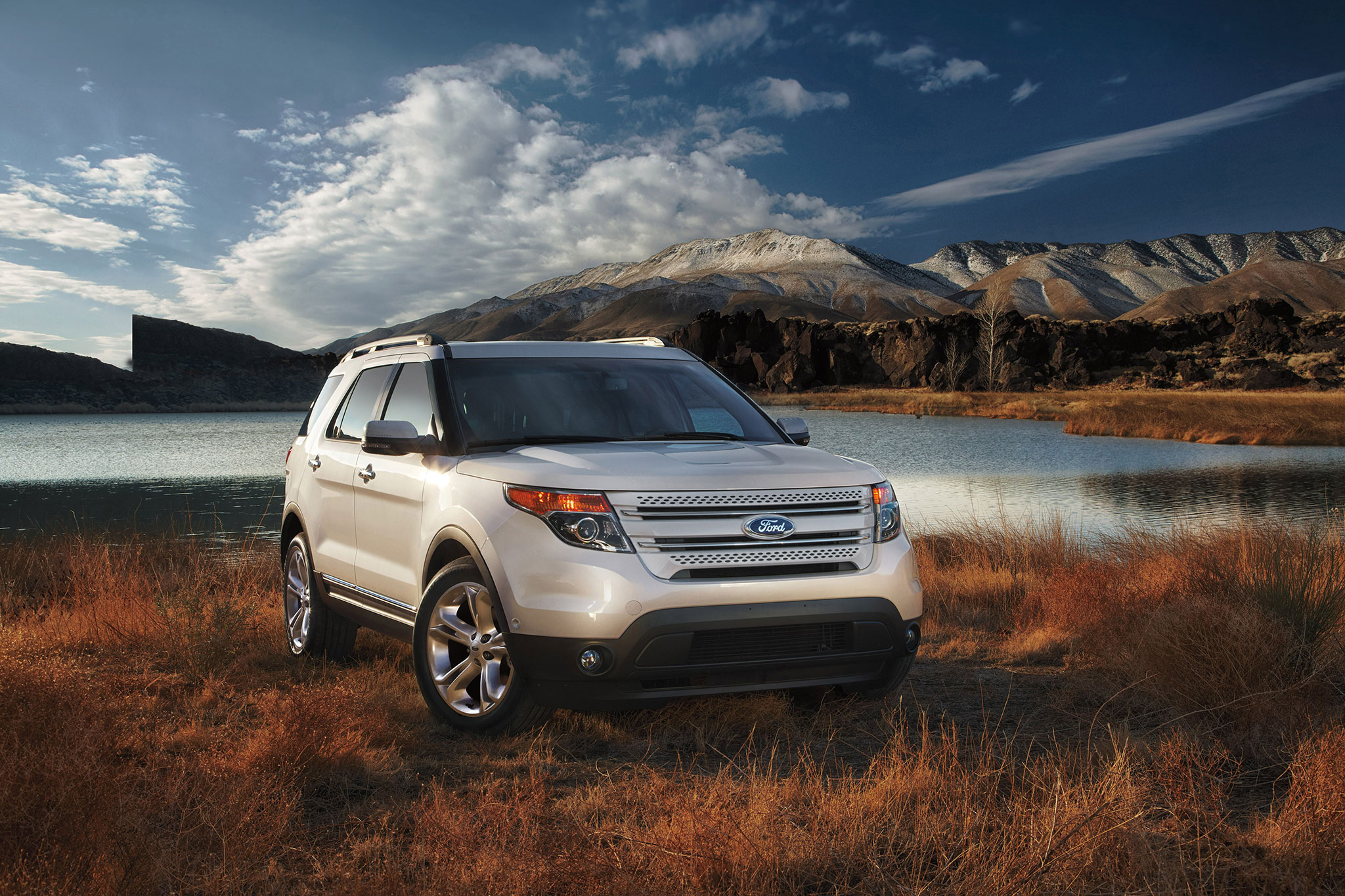 2015 ford explorer gets sporty appearance package automobile. Black Bedroom Furniture Sets. Home Design Ideas
