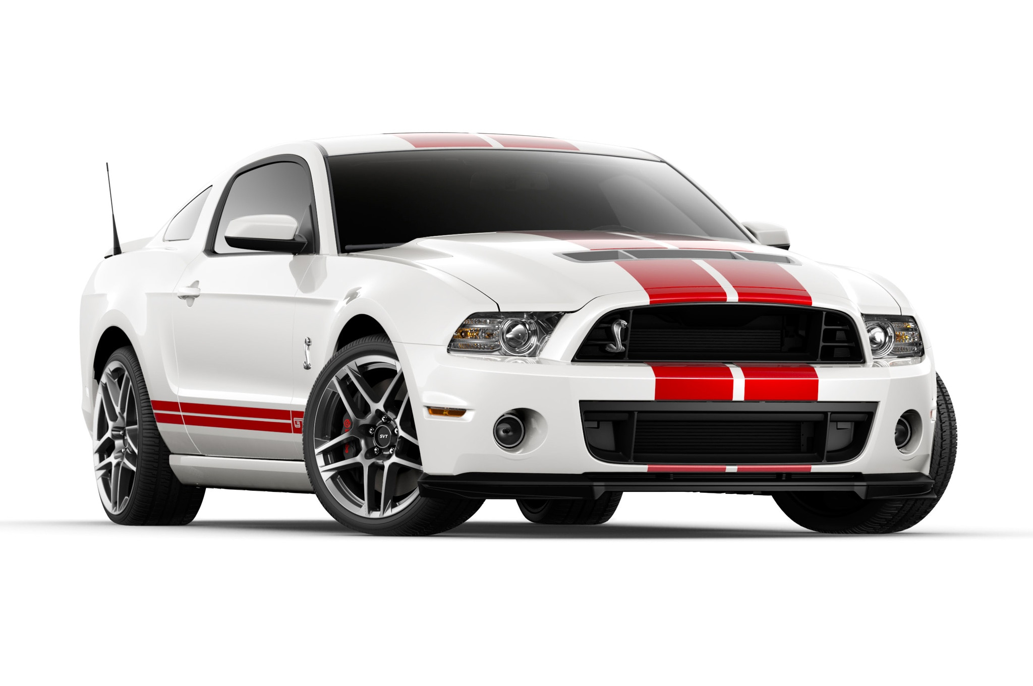 2005 2009 Mustang Gets Shelby Wide Body Kit