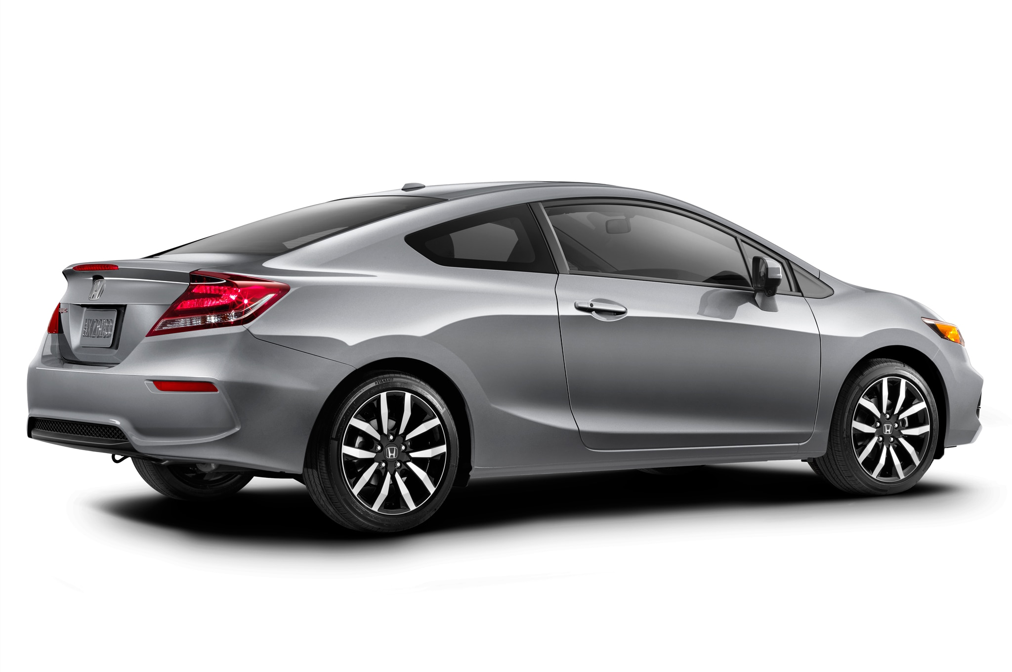 2014 Honda Civic Coupe Revealed at 2013 Los Angeles Auto Show ...