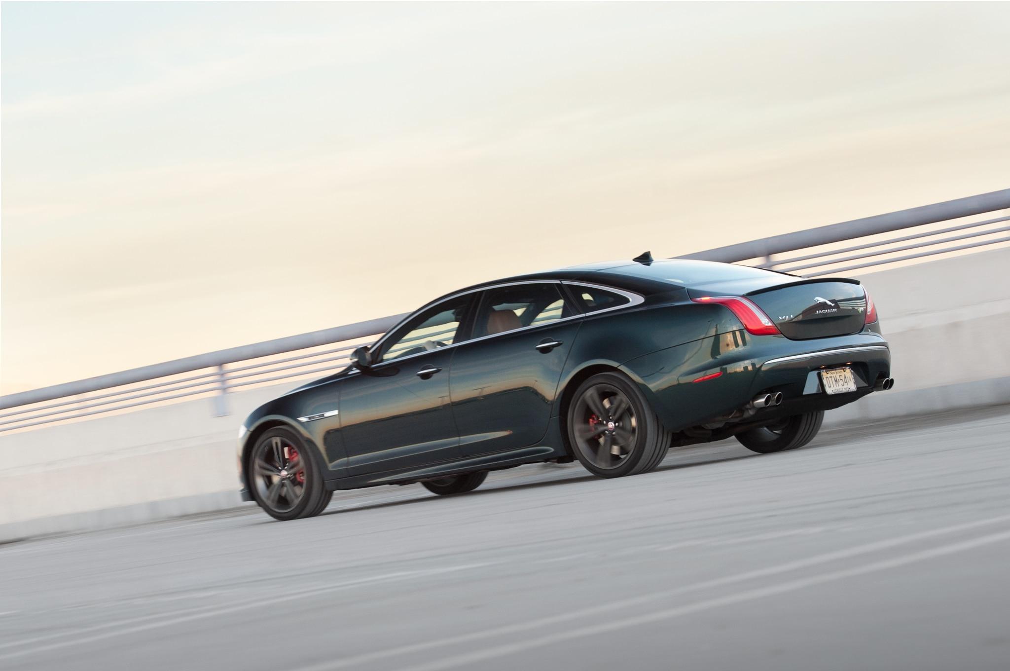 2014 Jaguar XJR First Drive - Automobile Magazine  2014 Jaguar XJR...