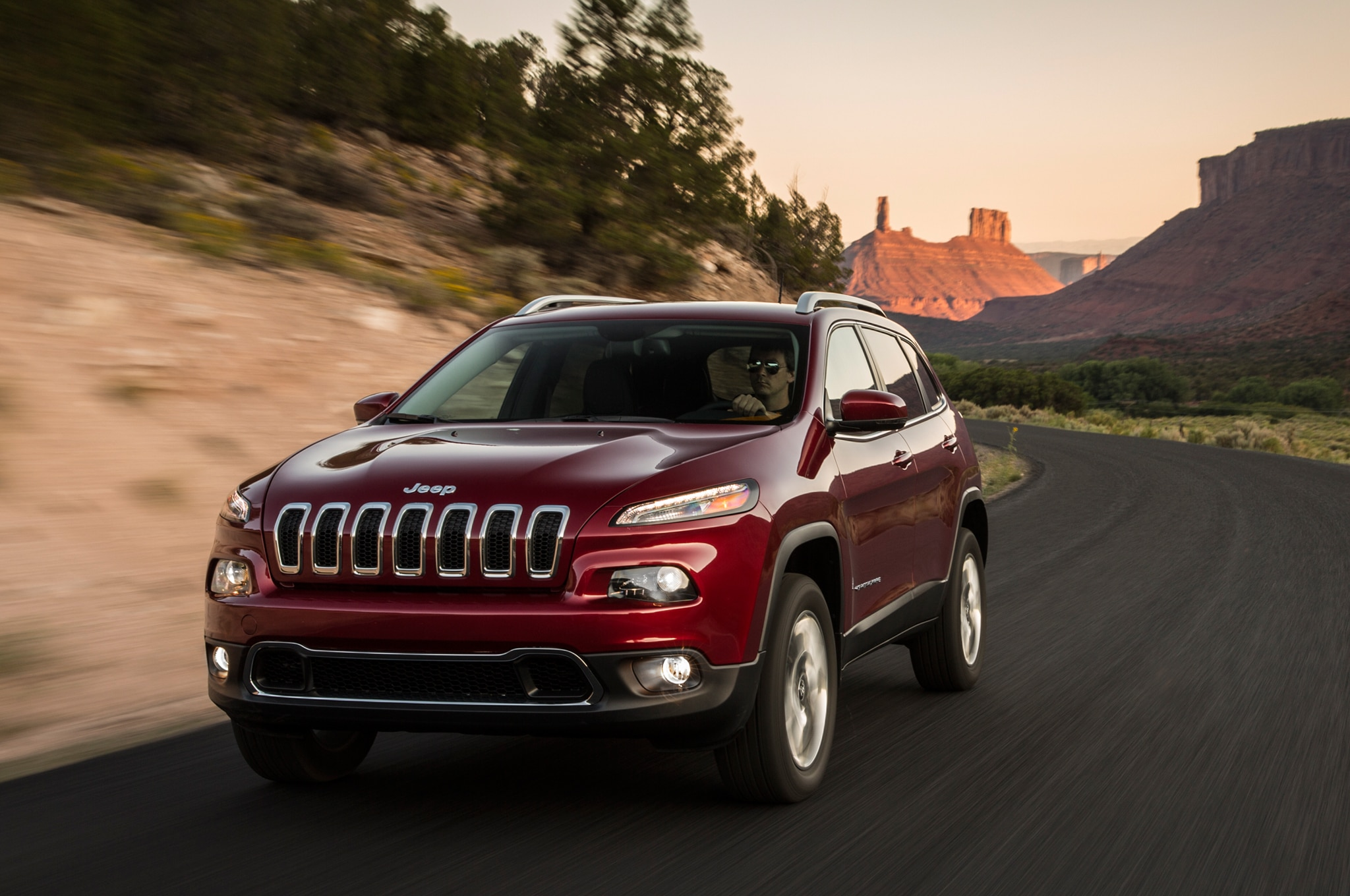 2014 jeep cherokee around the block automobile magazine. Cars Review. Best American Auto & Cars Review