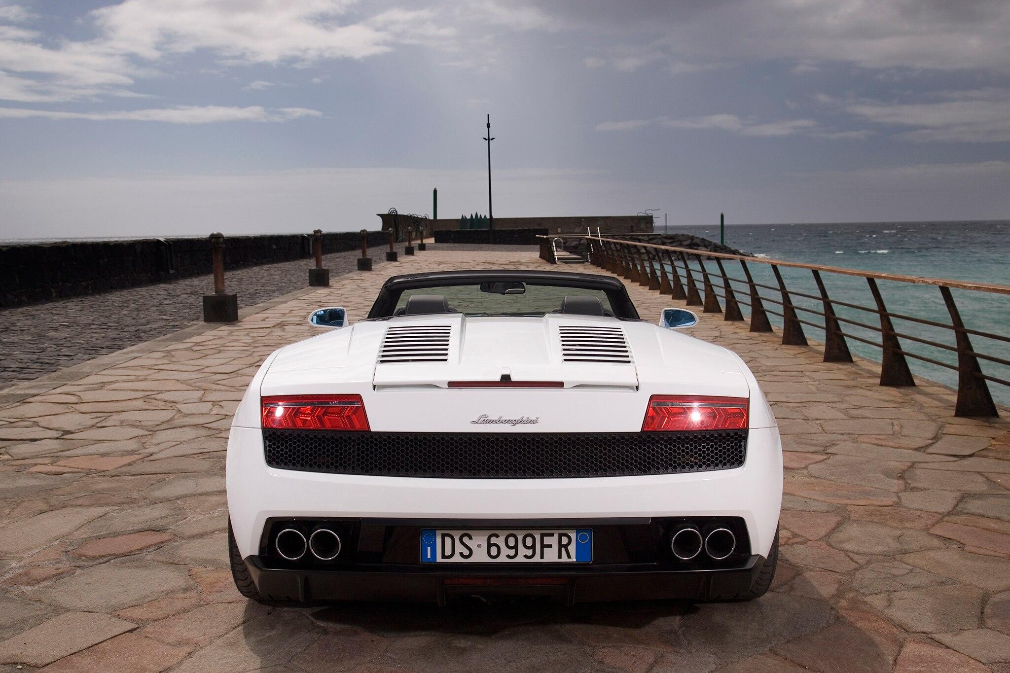 Lamborghini Gallardo LP5502 Bicolore  LP5704 Spyder Performante