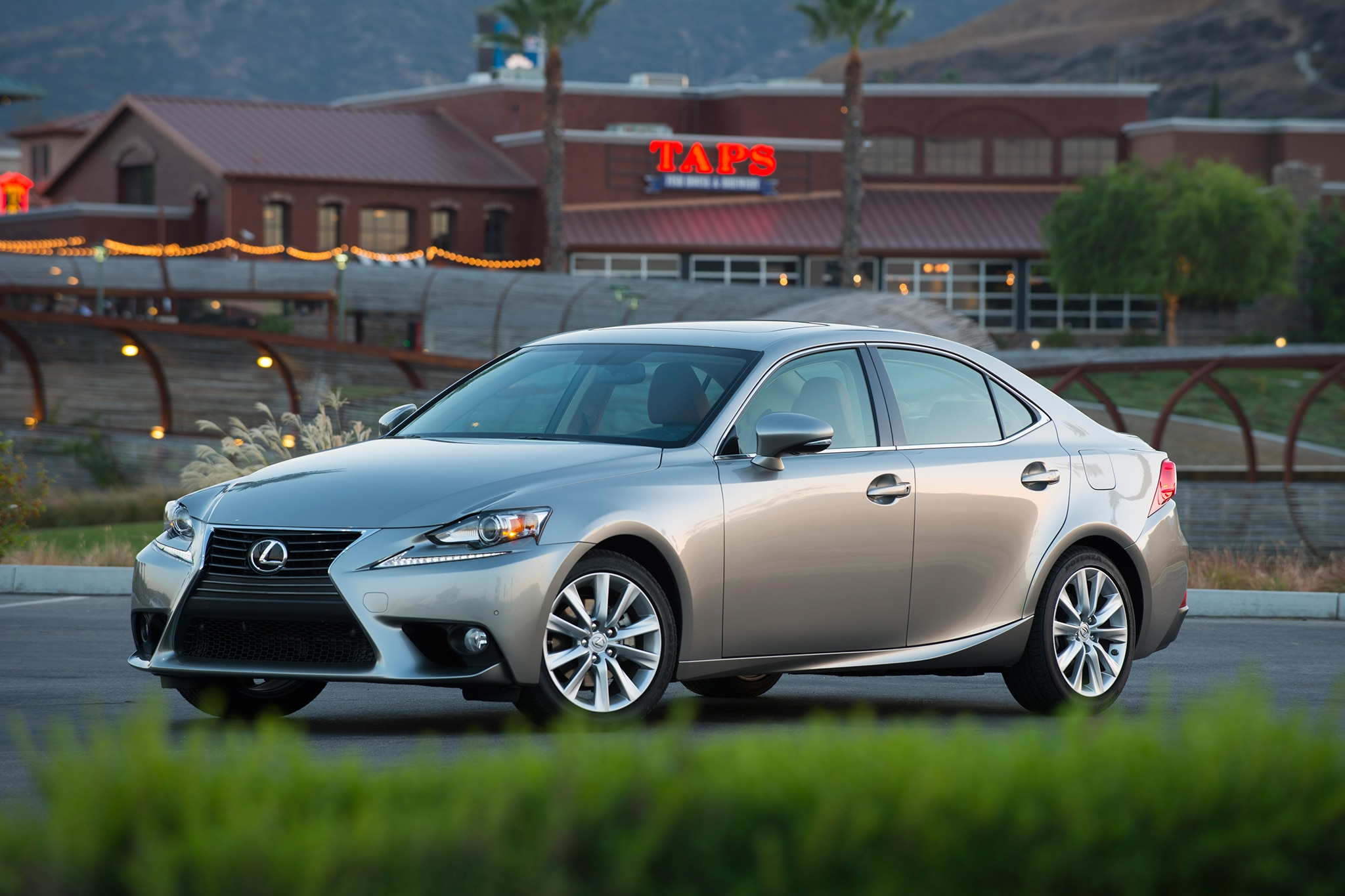 lexus s drgnfenx passenger front is new