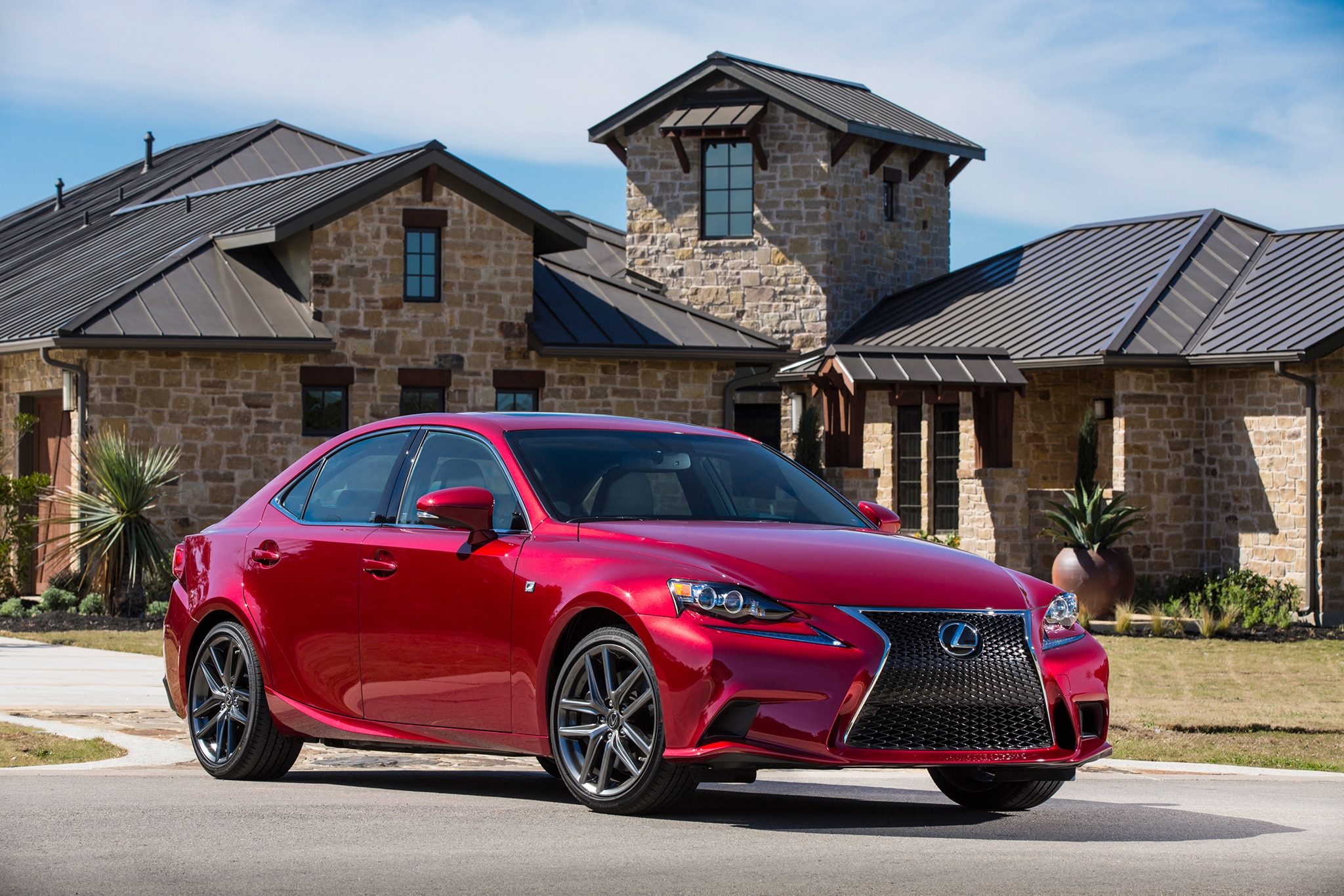 detroit 2013 this is the new 2014 lexus is f sport. Black Bedroom Furniture Sets. Home Design Ideas