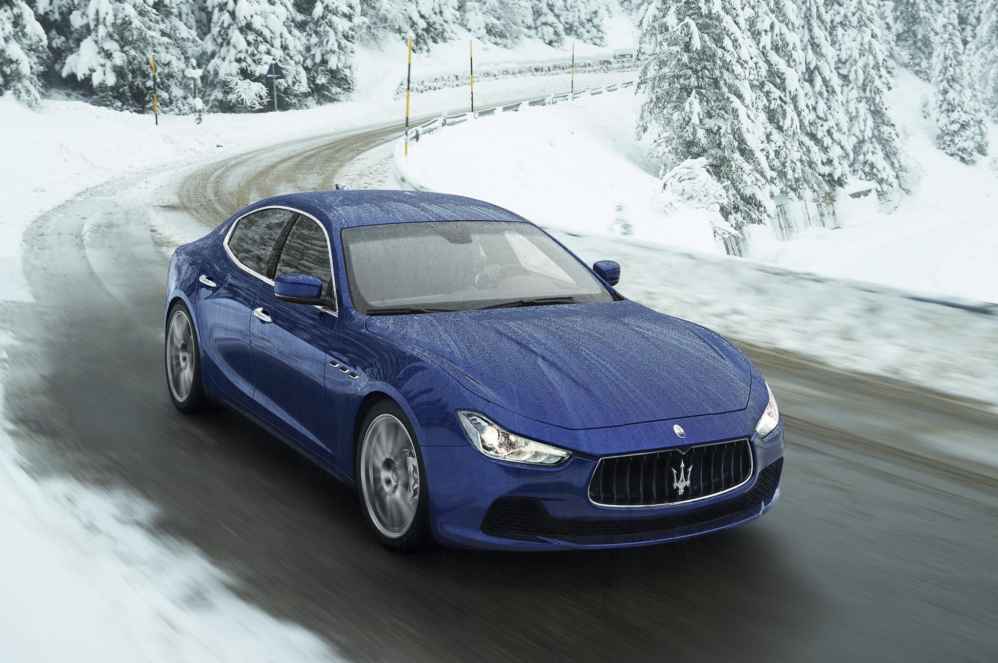 2014 Maserati Ghibli S Q4 Review