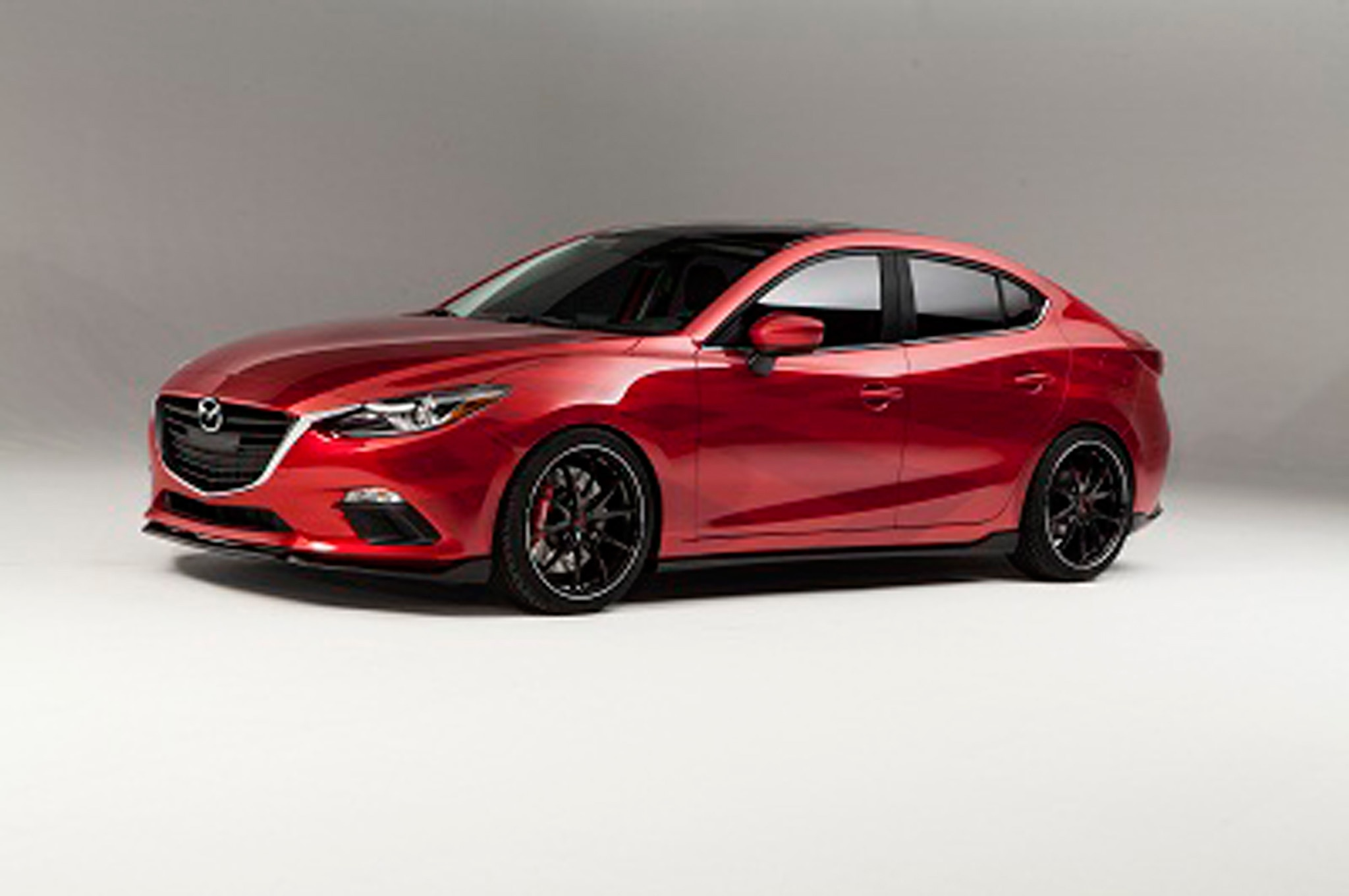 2014 Mazda3 Vector Concpet front three quarter2 2014 mazda 6 i grand touring driven automobile magazine  at couponss.co