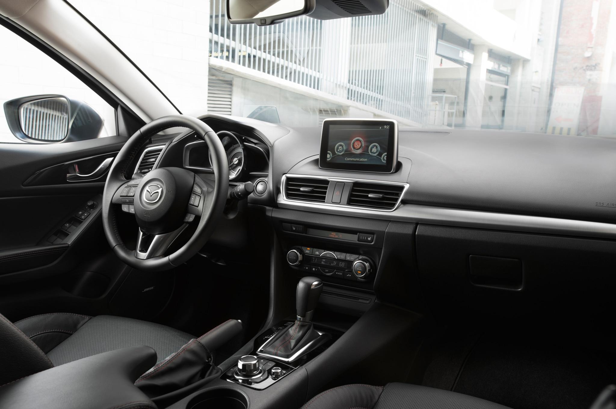 of review wilson gs sedan drive test greg mazda expert