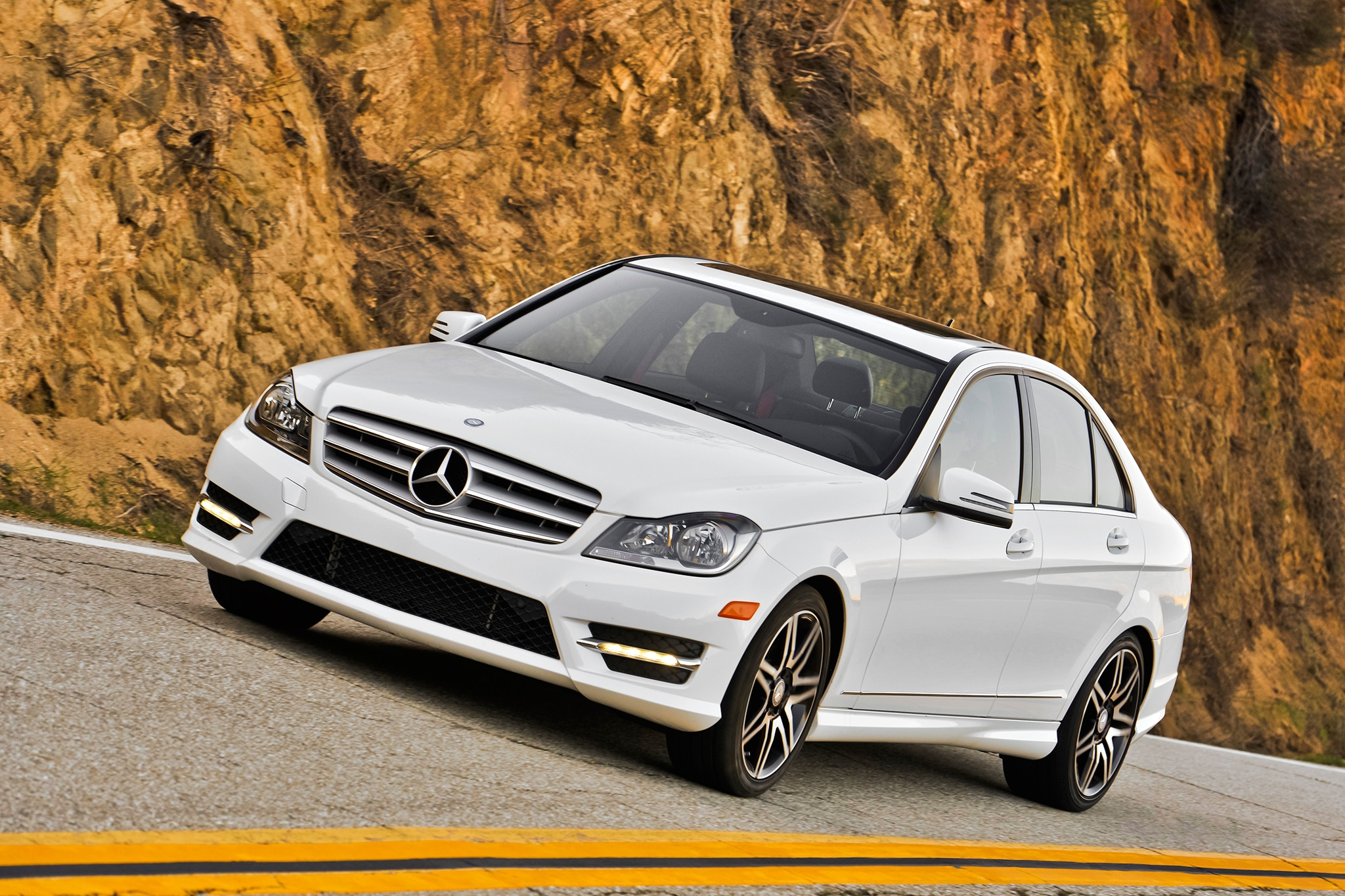 2013 14 mercedes benz c300 4matic fuel economy revised by epa. Cars Review. Best American Auto & Cars Review