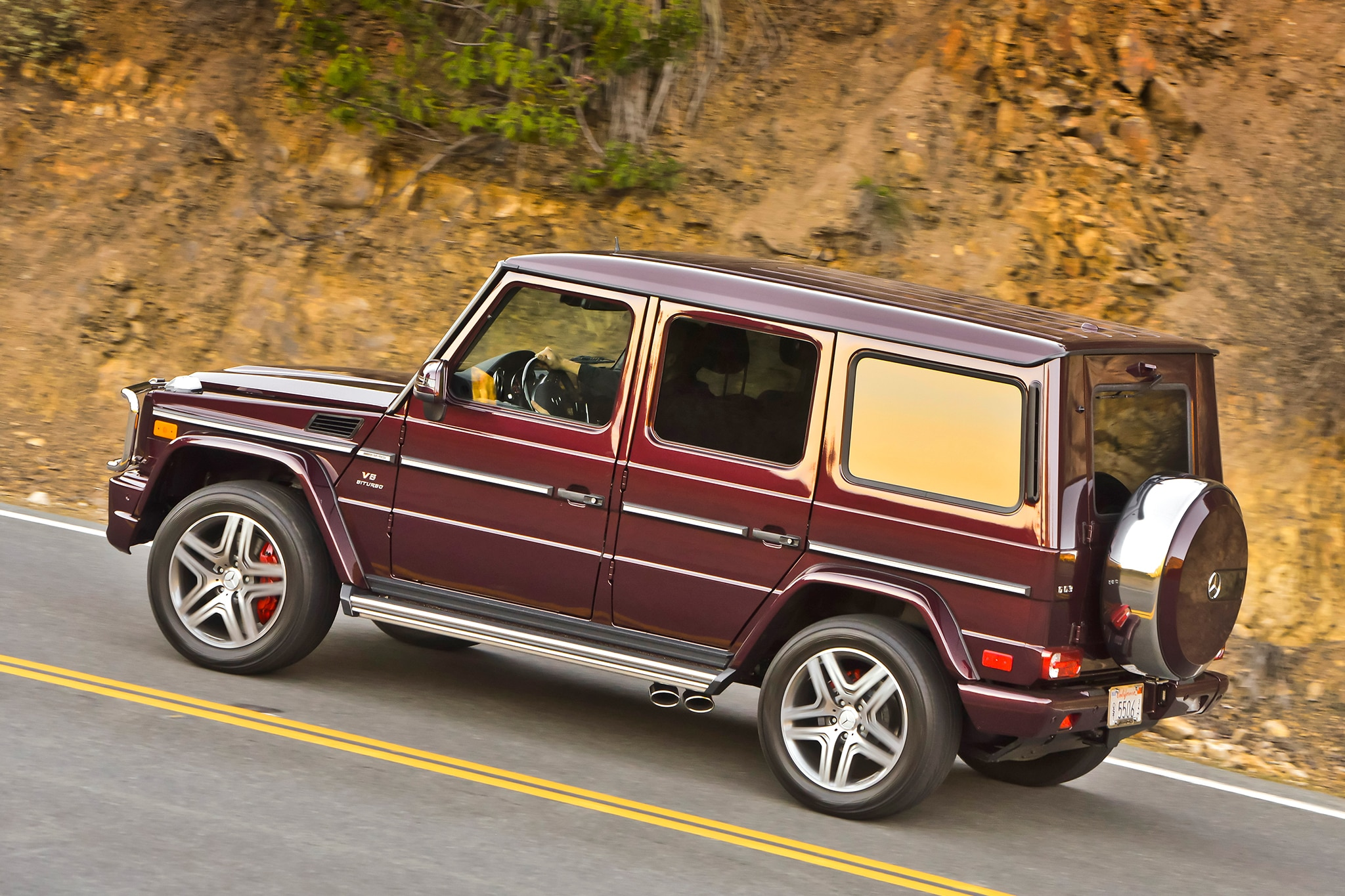 Mansory modifies mercedes benz g63 amg 6x6 automobile for Mercedes benz g 63