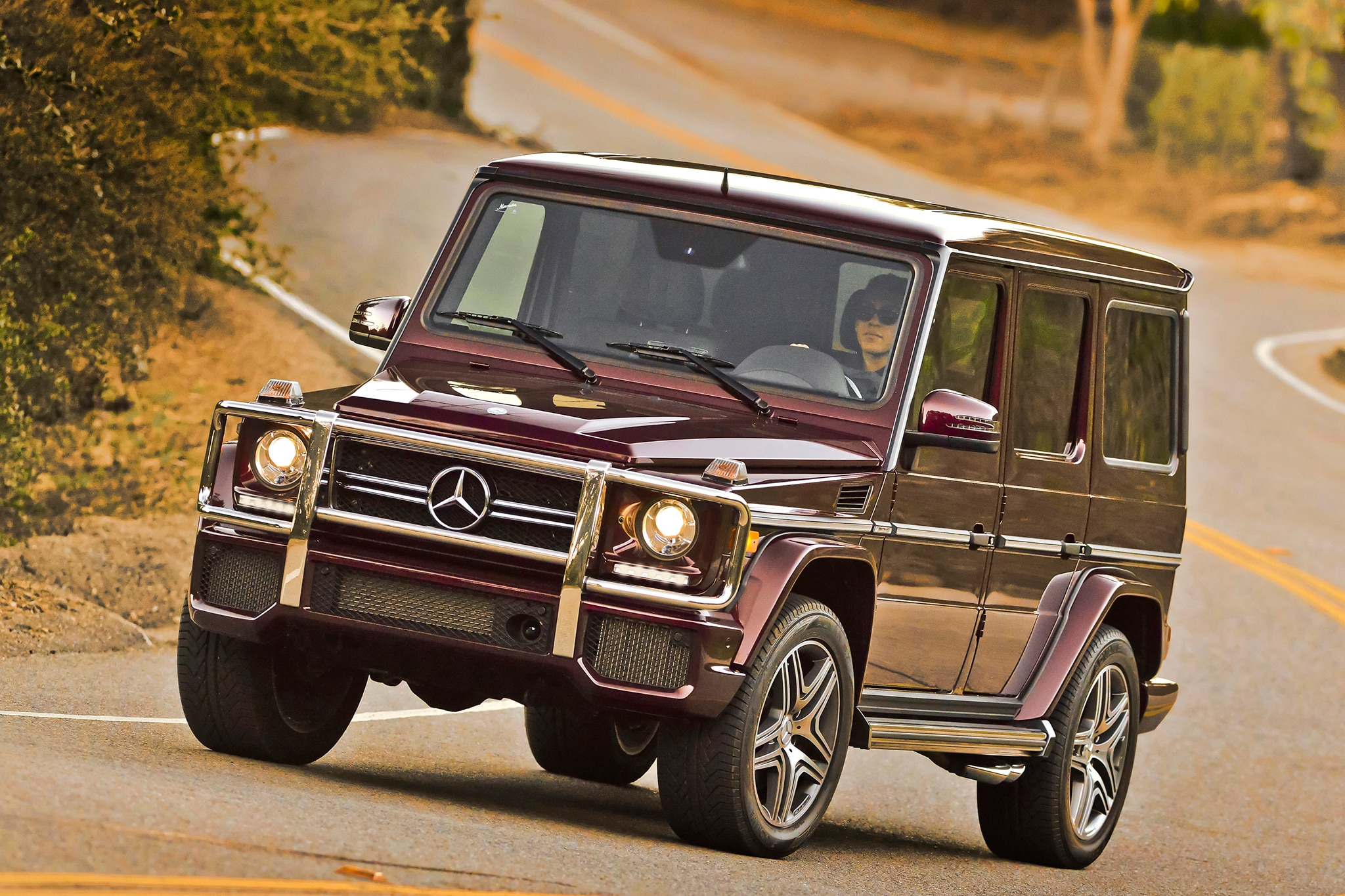 mansory modifies mercedes benz g63 amg 6x6 automobile magazine. Black Bedroom Furniture Sets. Home Design Ideas