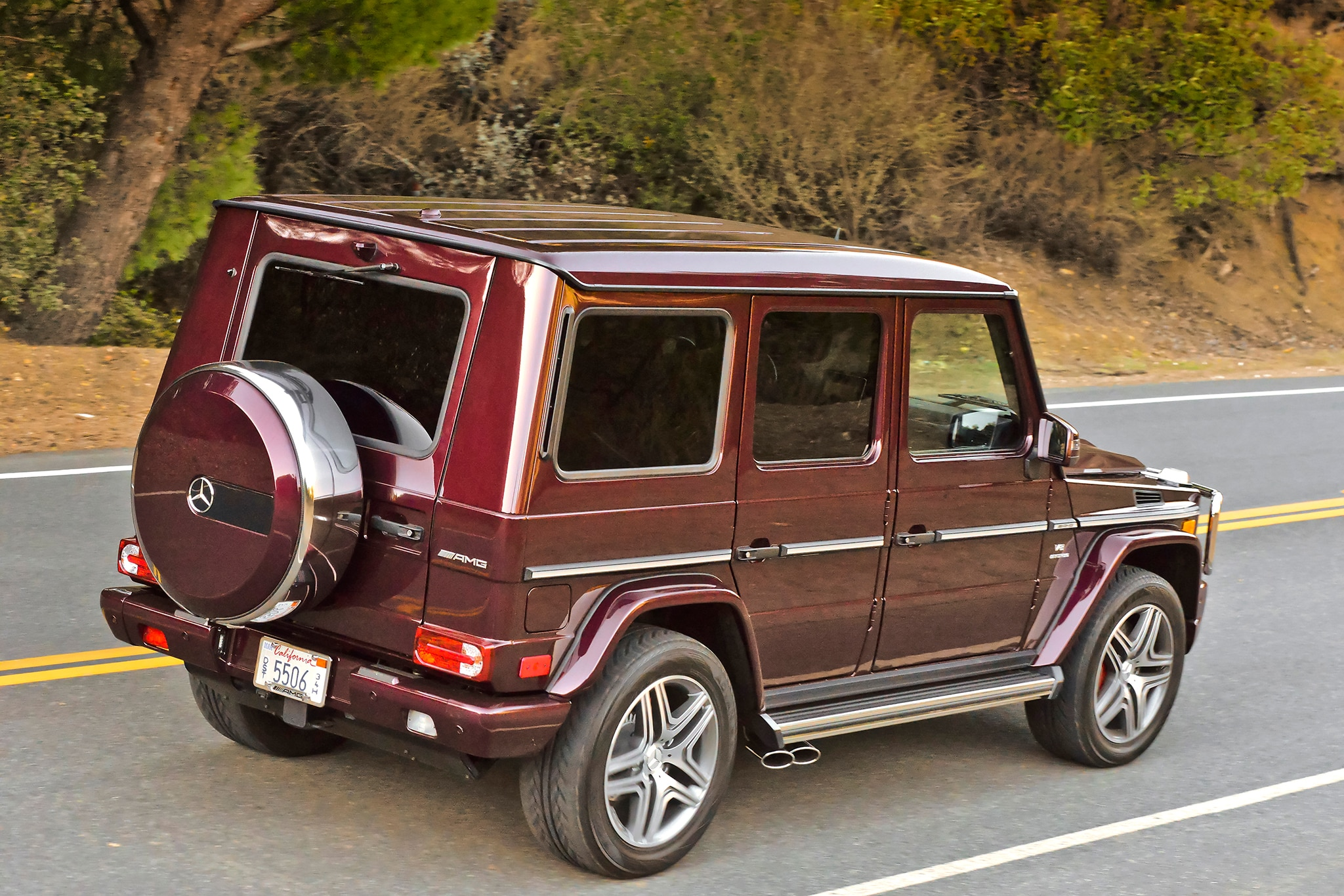 Mansory modifies mercedes benz g63 amg 6x6 automobile for Mercedes benz amg g63 6x6
