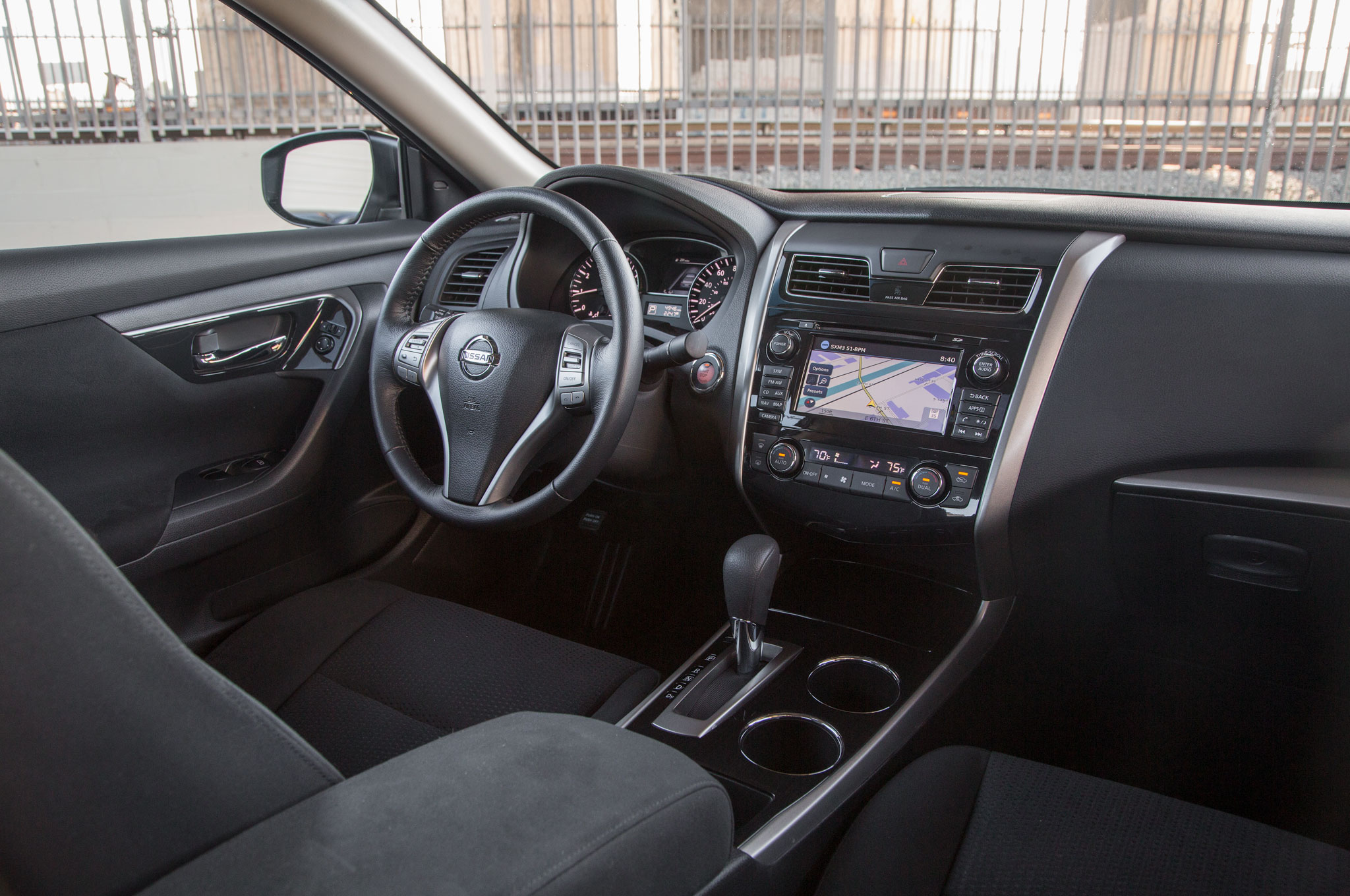 Great 2014 Nissan Altima 25 SV Interior