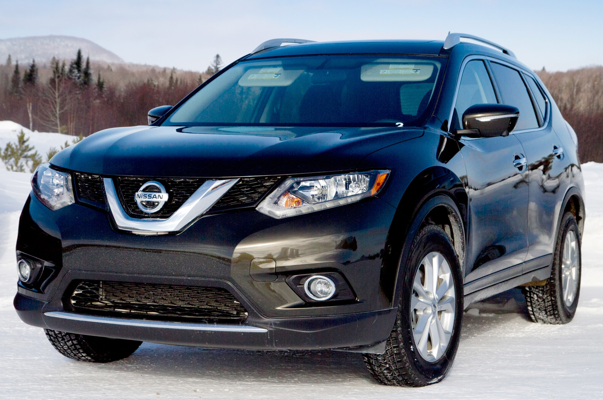 2014 nissan rogue teased 2014 nissan rogue vanachro Gallery