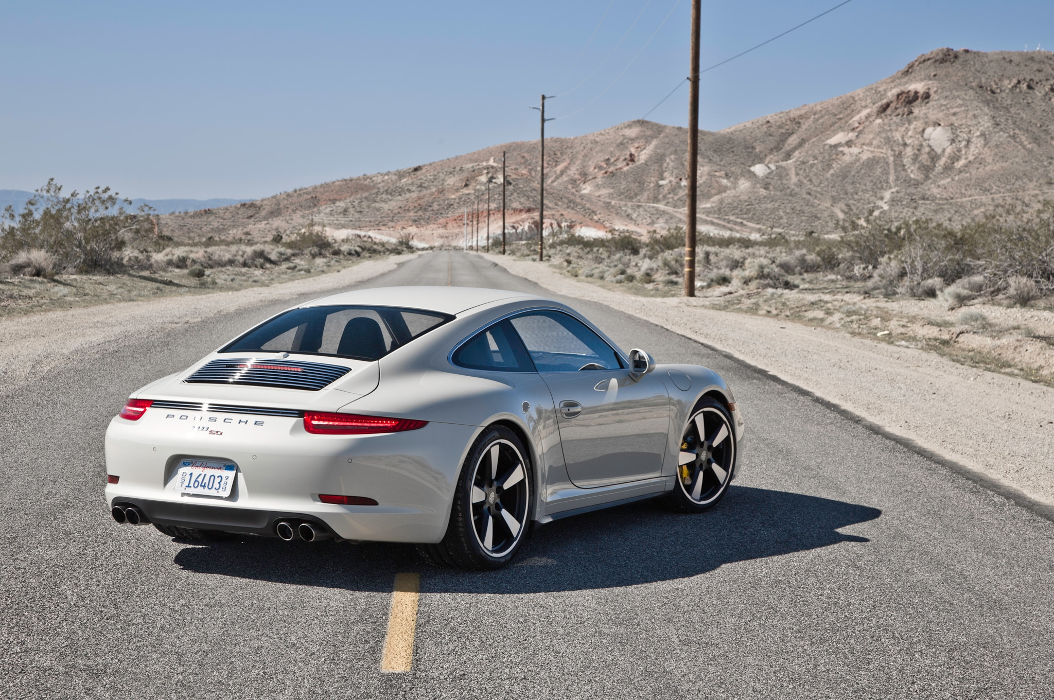 Report: Refreshed Porsche 911 To Debut In 2015