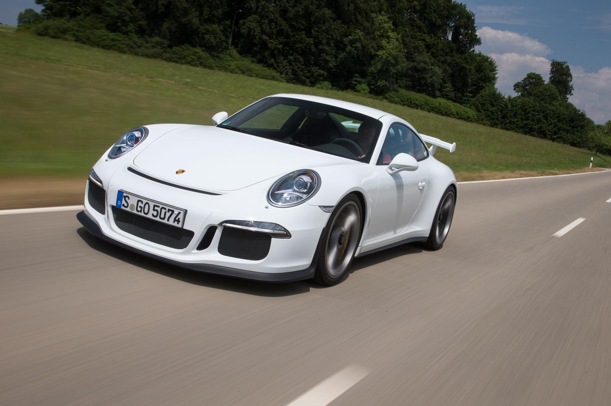 2014 porsche 911 gt3 32250 - 911 Porsche 2015 White
