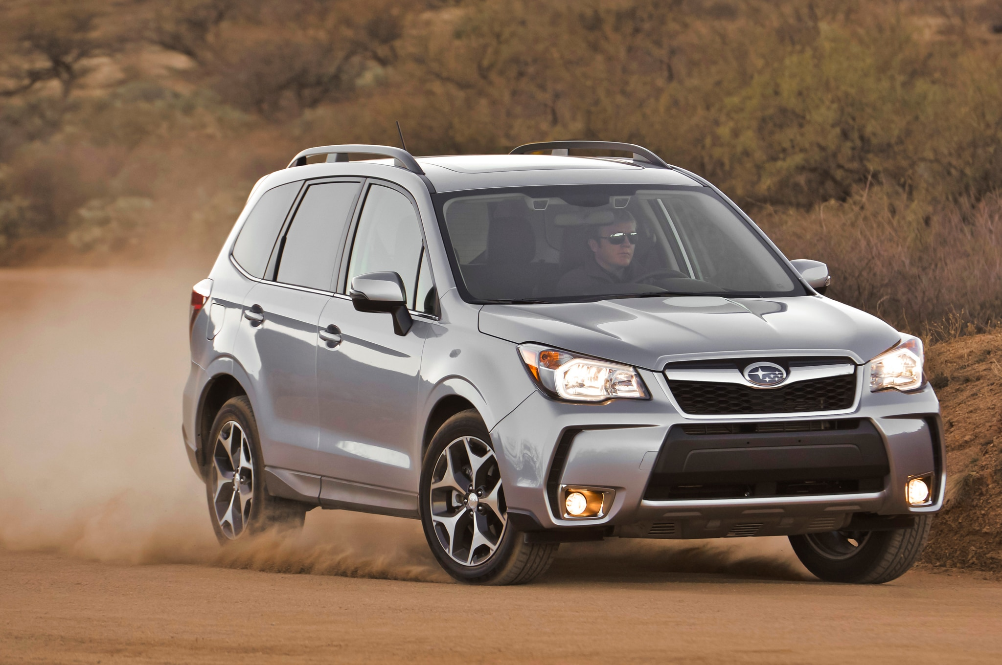 2014 subaru forester 2 0xt touring editors 39 notebook automobile magazine. Black Bedroom Furniture Sets. Home Design Ideas
