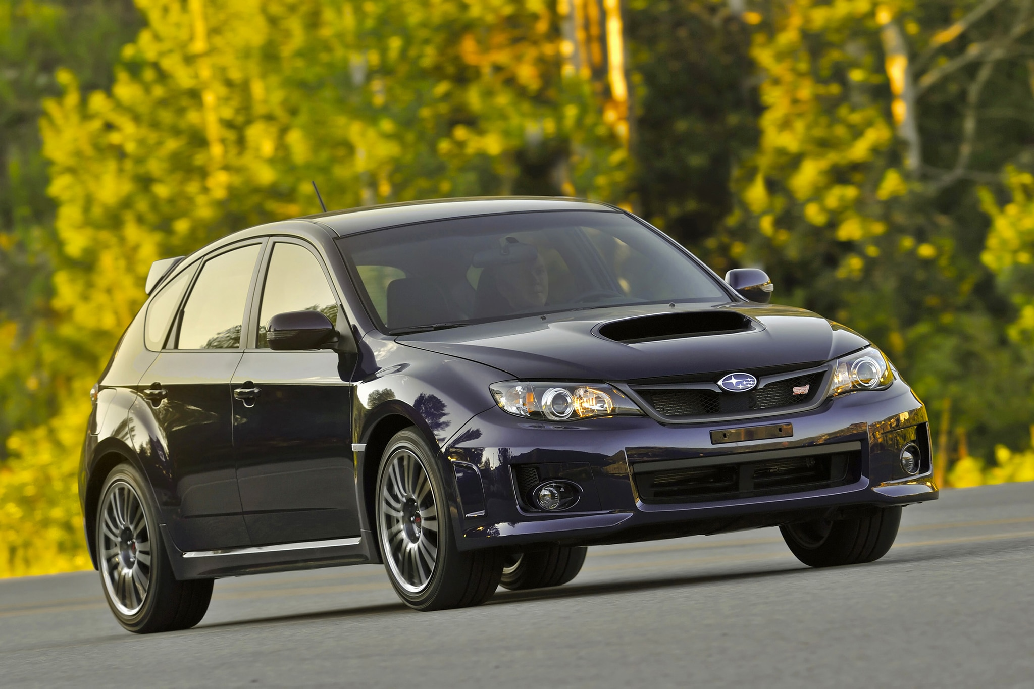 Guest commentary tale of two car brands subaru and volkswagen 2014 subaru wrx sti vanachro Images