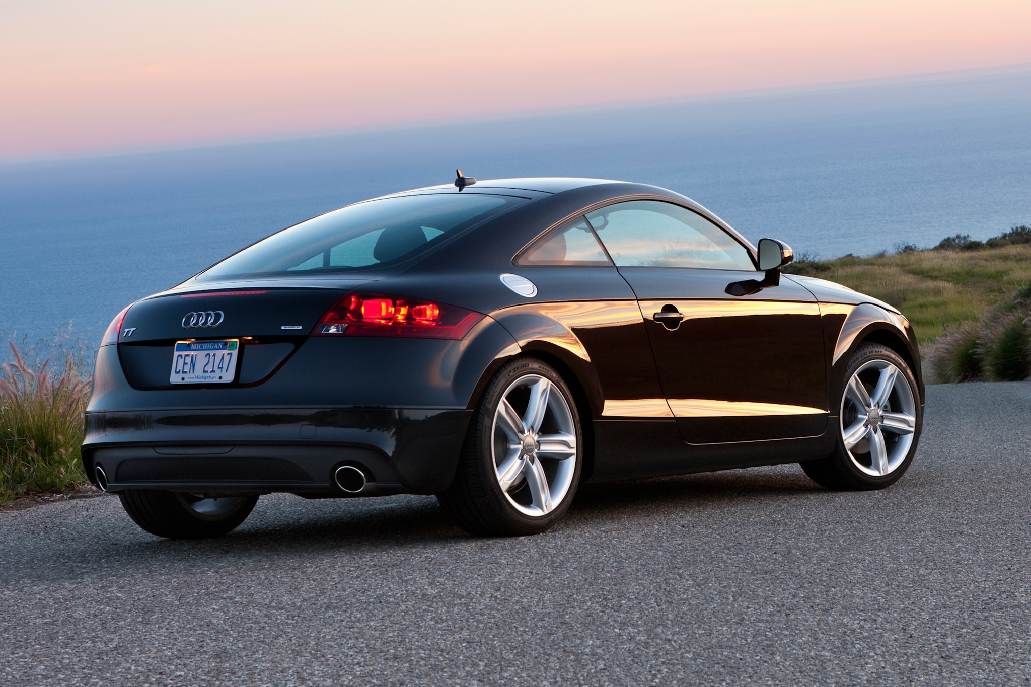 2015 audi tt spied. Black Bedroom Furniture Sets. Home Design Ideas
