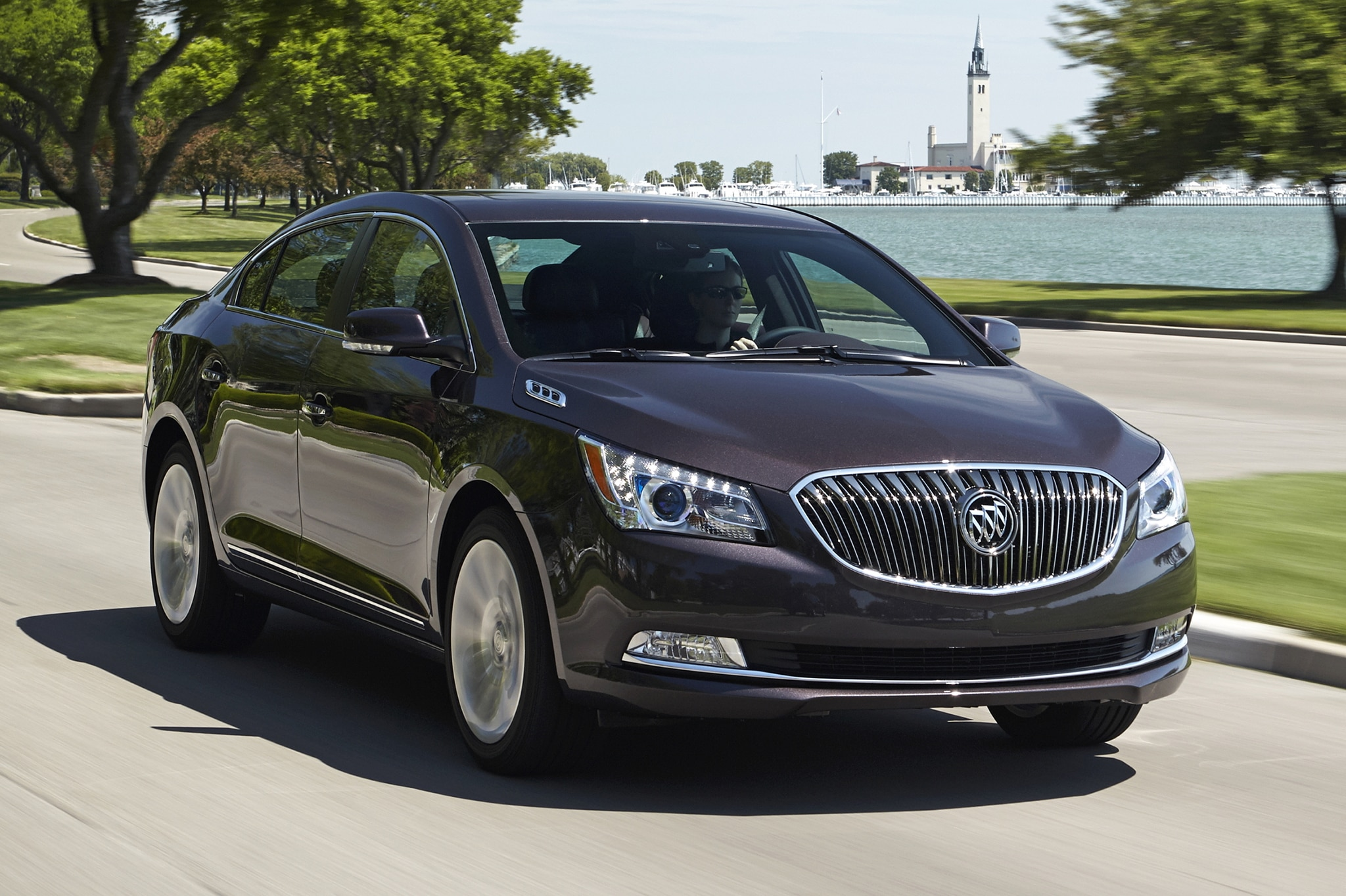 2014 buick lacrosse priced from 34 060. Black Bedroom Furniture Sets. Home Design Ideas