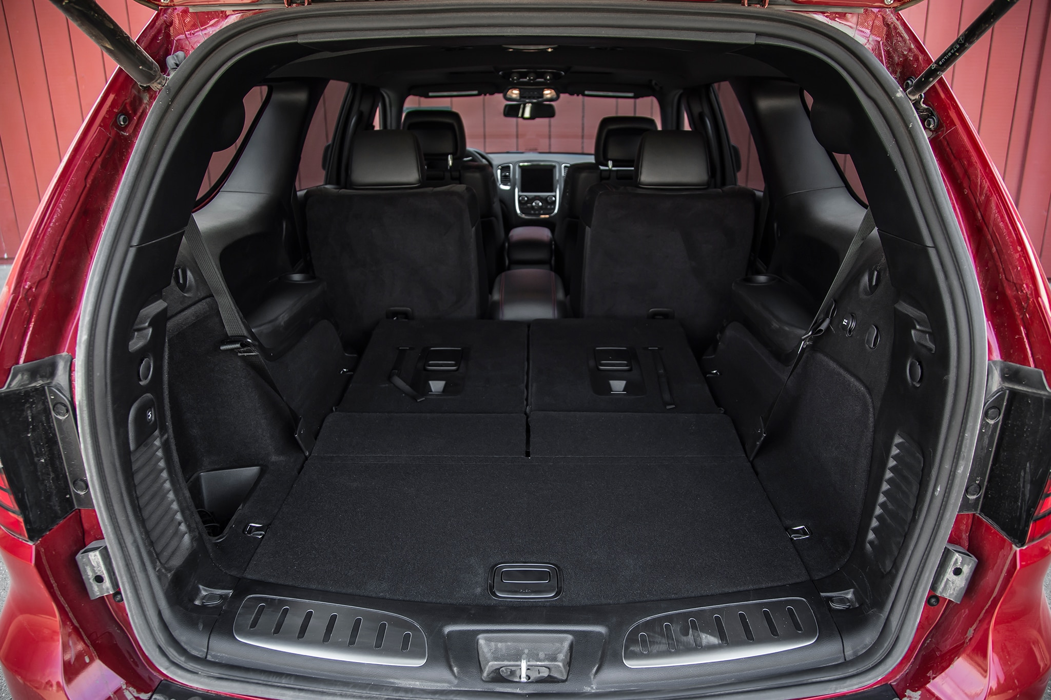 Dodge Durango Rt Cargo Space on 2006 Dodge Durango Interior