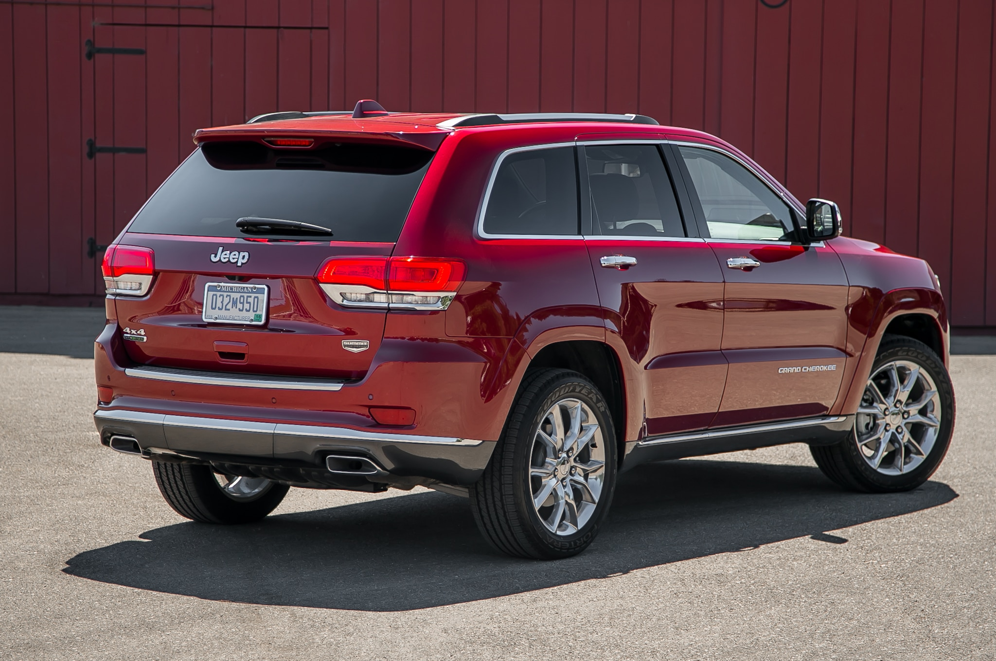 jeep to replace patriot compass in 16 new grand wagoneer. Black Bedroom Furniture Sets. Home Design Ideas