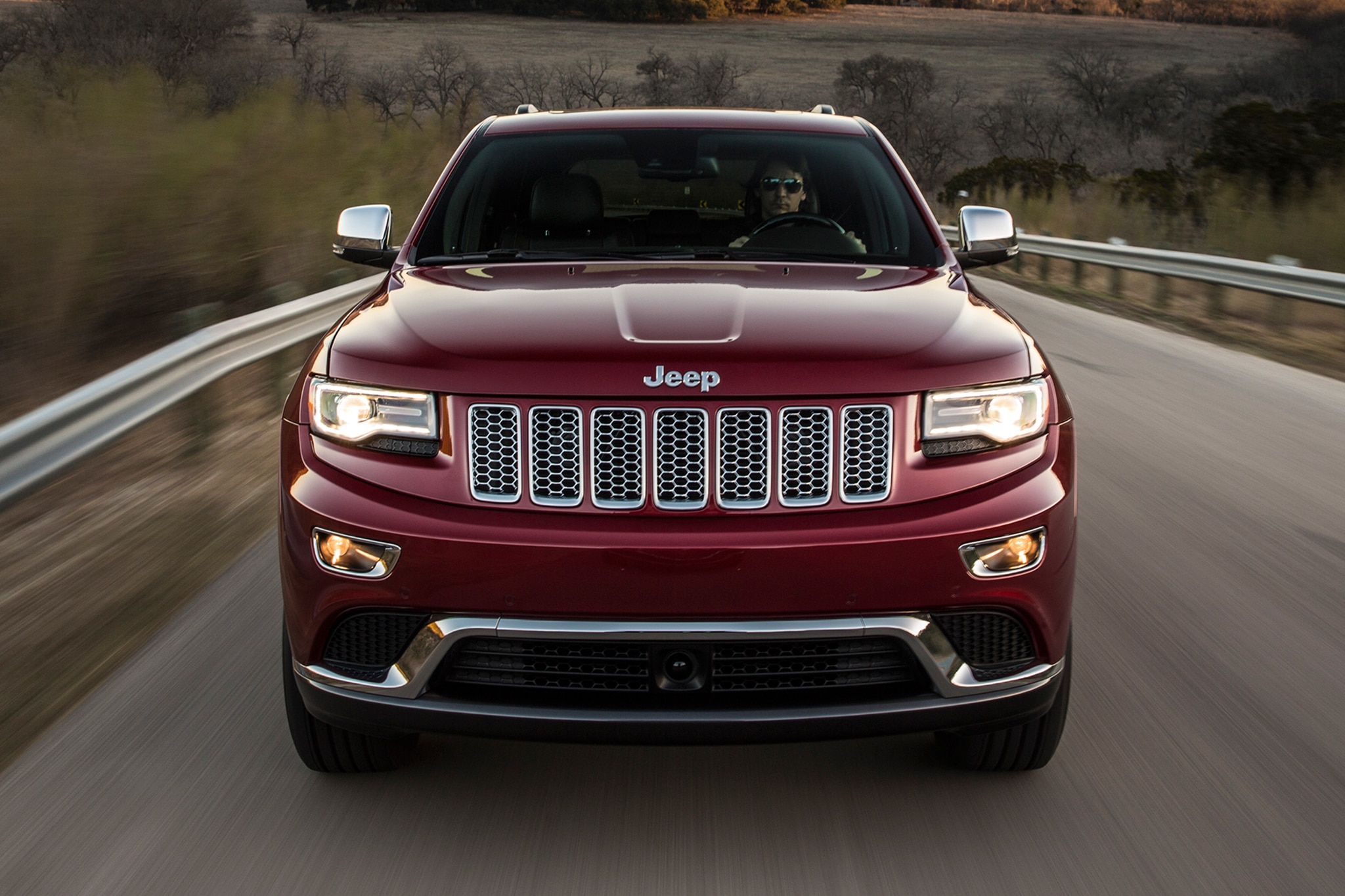 first drive 2014 jeep grand cherokee automobile magazine. Black Bedroom Furniture Sets. Home Design Ideas