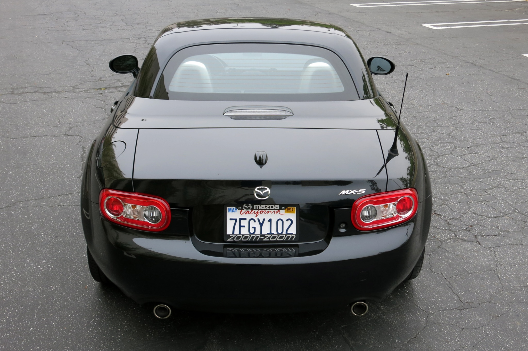 2014 mazda mx 5 miata grand touring prht rear view next gen mazda miata, alfa romeo spider spied 2008 Mazda Miata Trim Packages at suagrazia.org