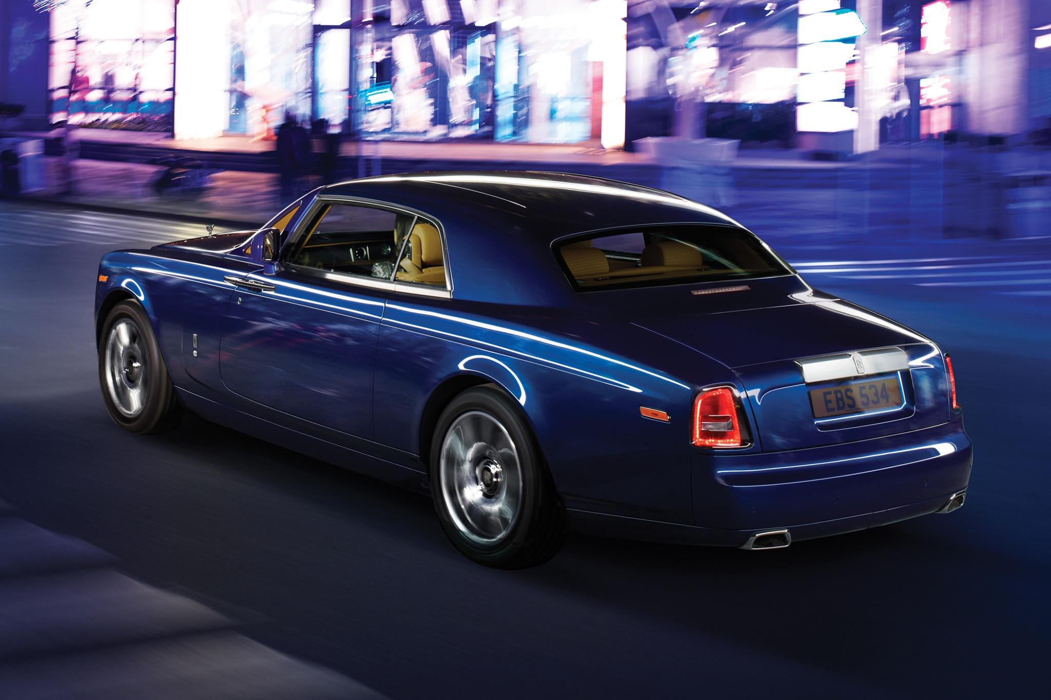 rolls royce phantom coupe - photo #35