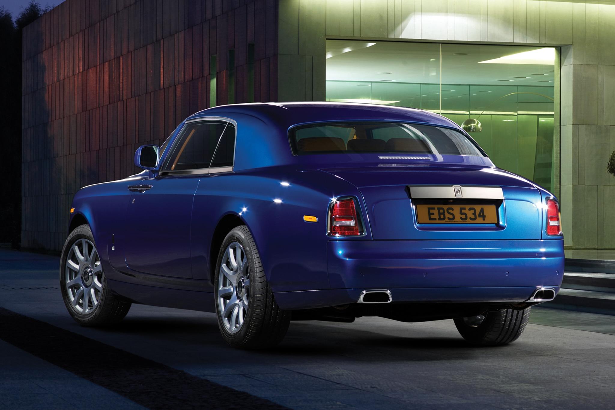 2014 Rolls-Royce Phantom: Around The Block - Automobile ...