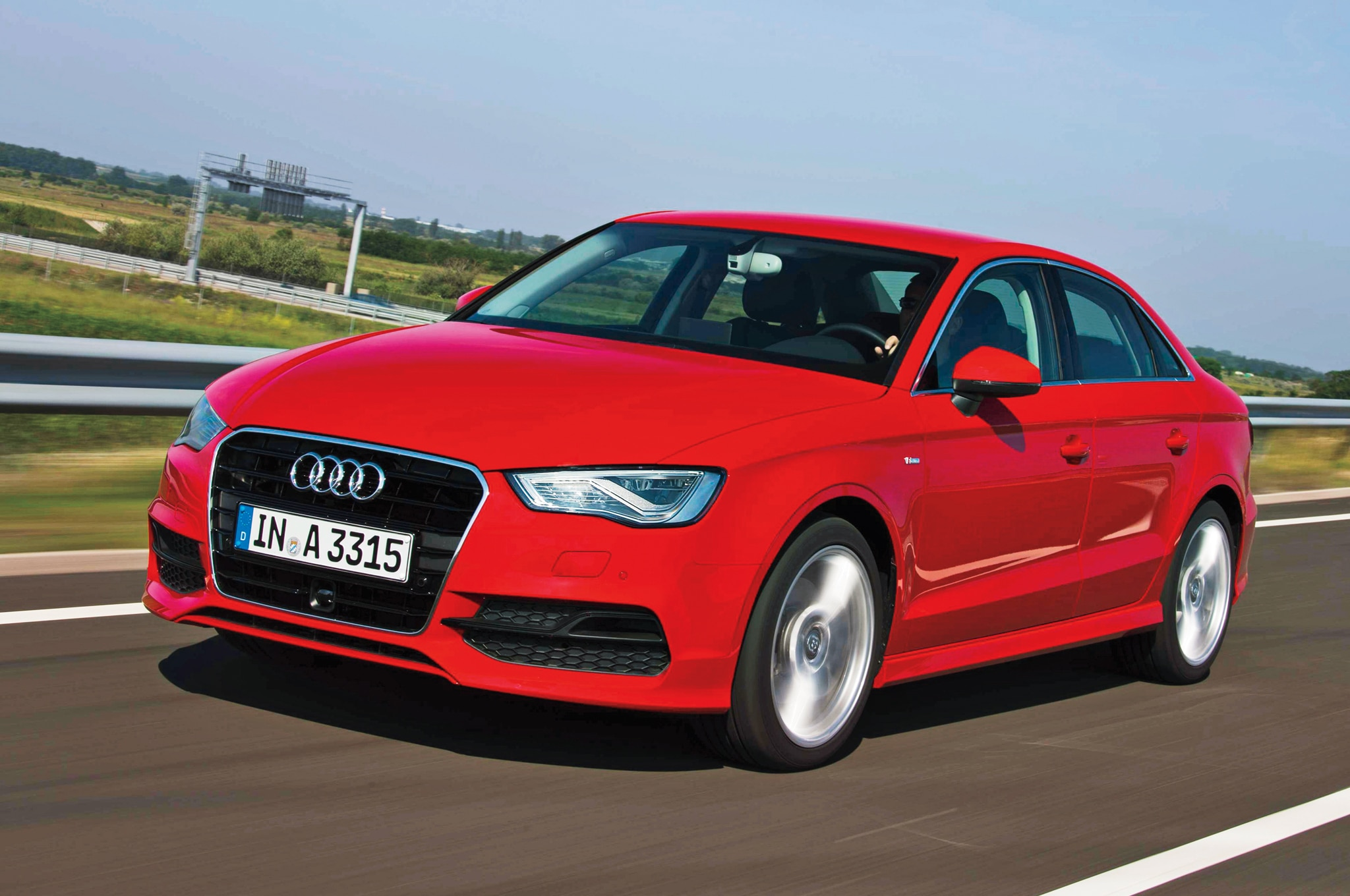 2015 audi a3 review automobile magazine. Black Bedroom Furniture Sets. Home Design Ideas
