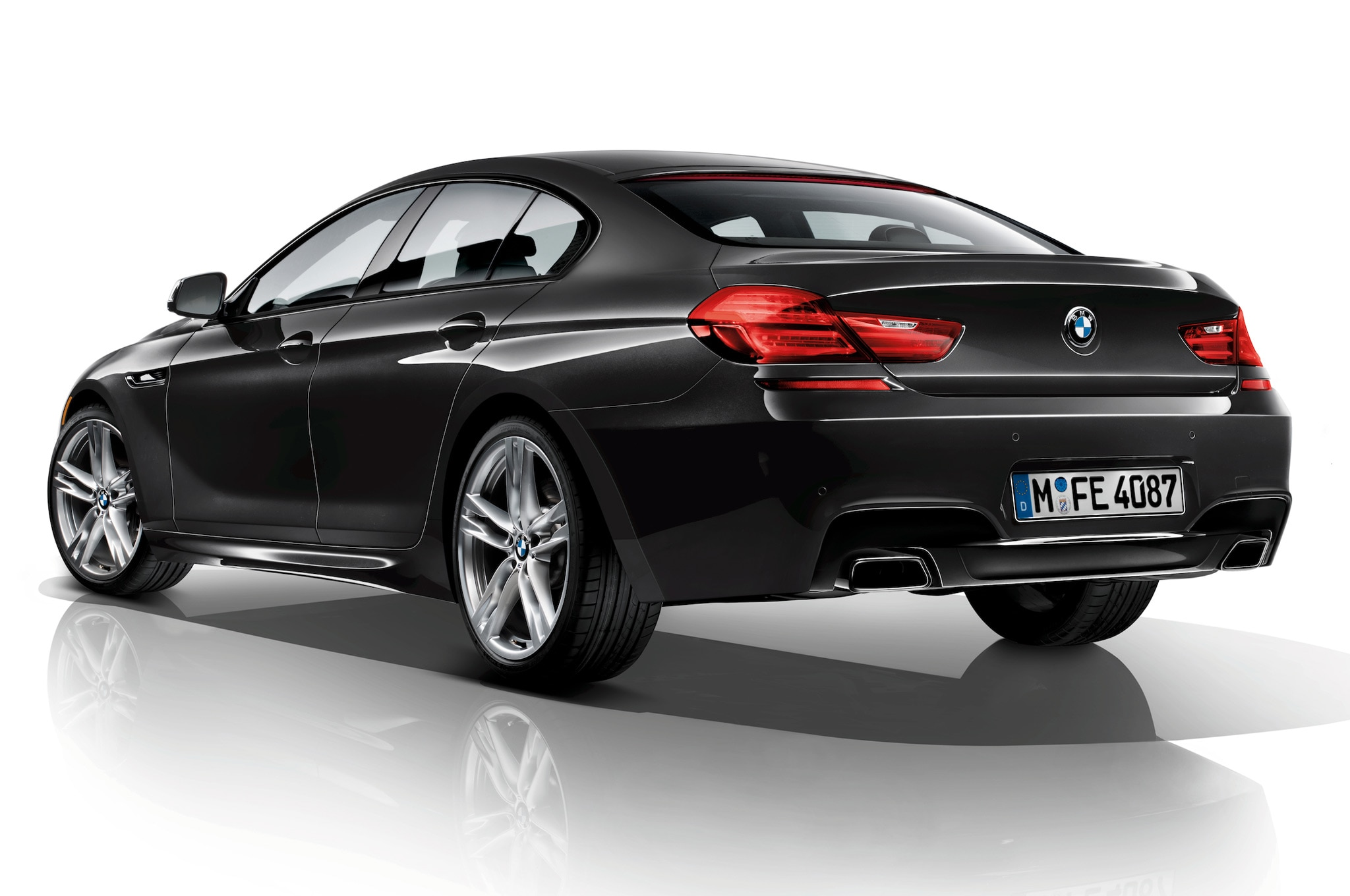 BMW Series Gran Coupe Bang Olufsen Edition Automobile - 2015 bmw