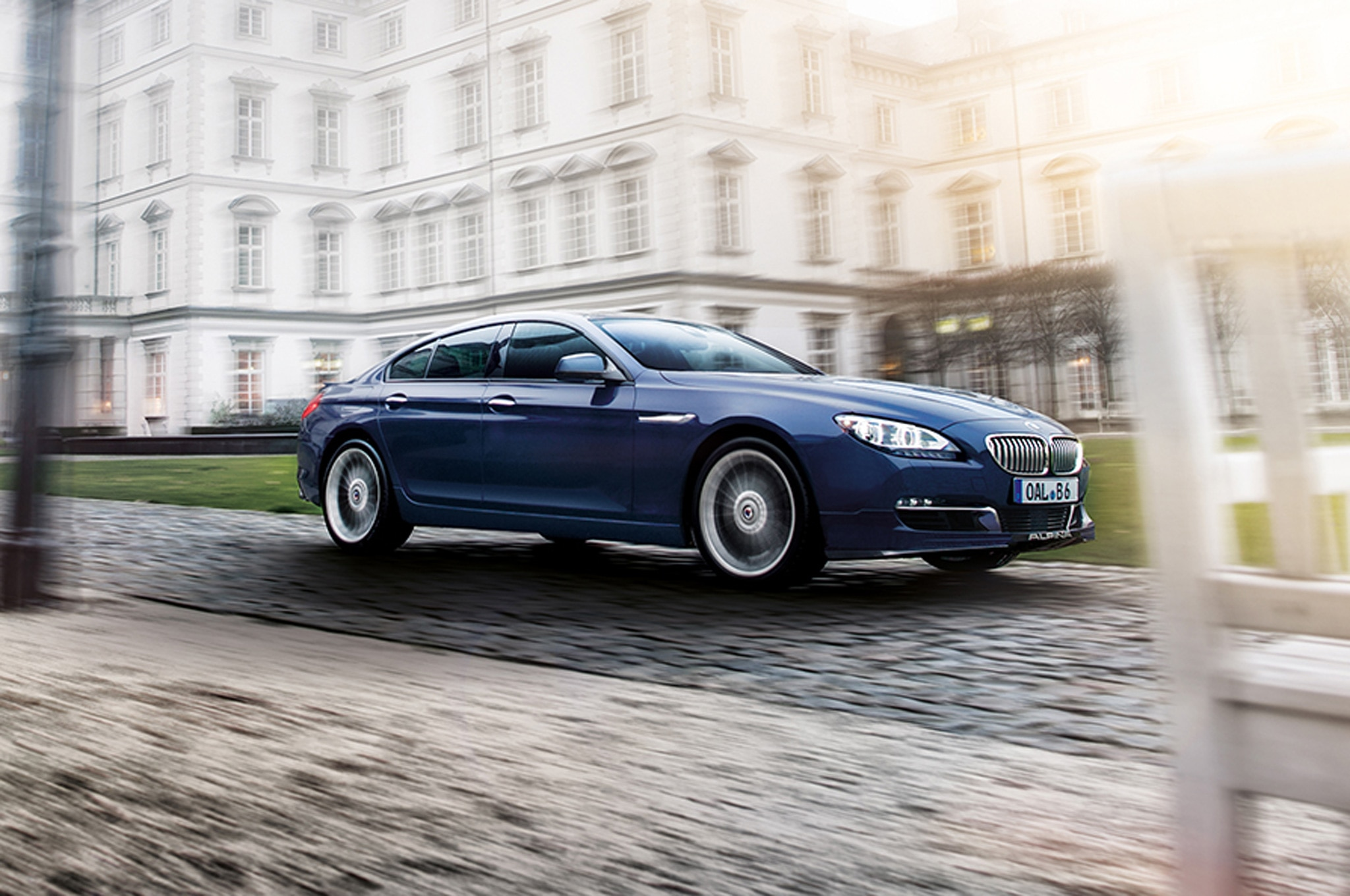 2015 BMW Alpina B6 xDrive Gran Coupe Review - Automobile Magazine