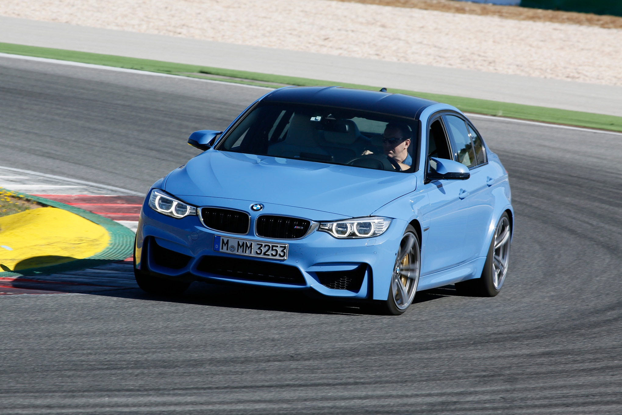 2015 BMW M3 Around the Block