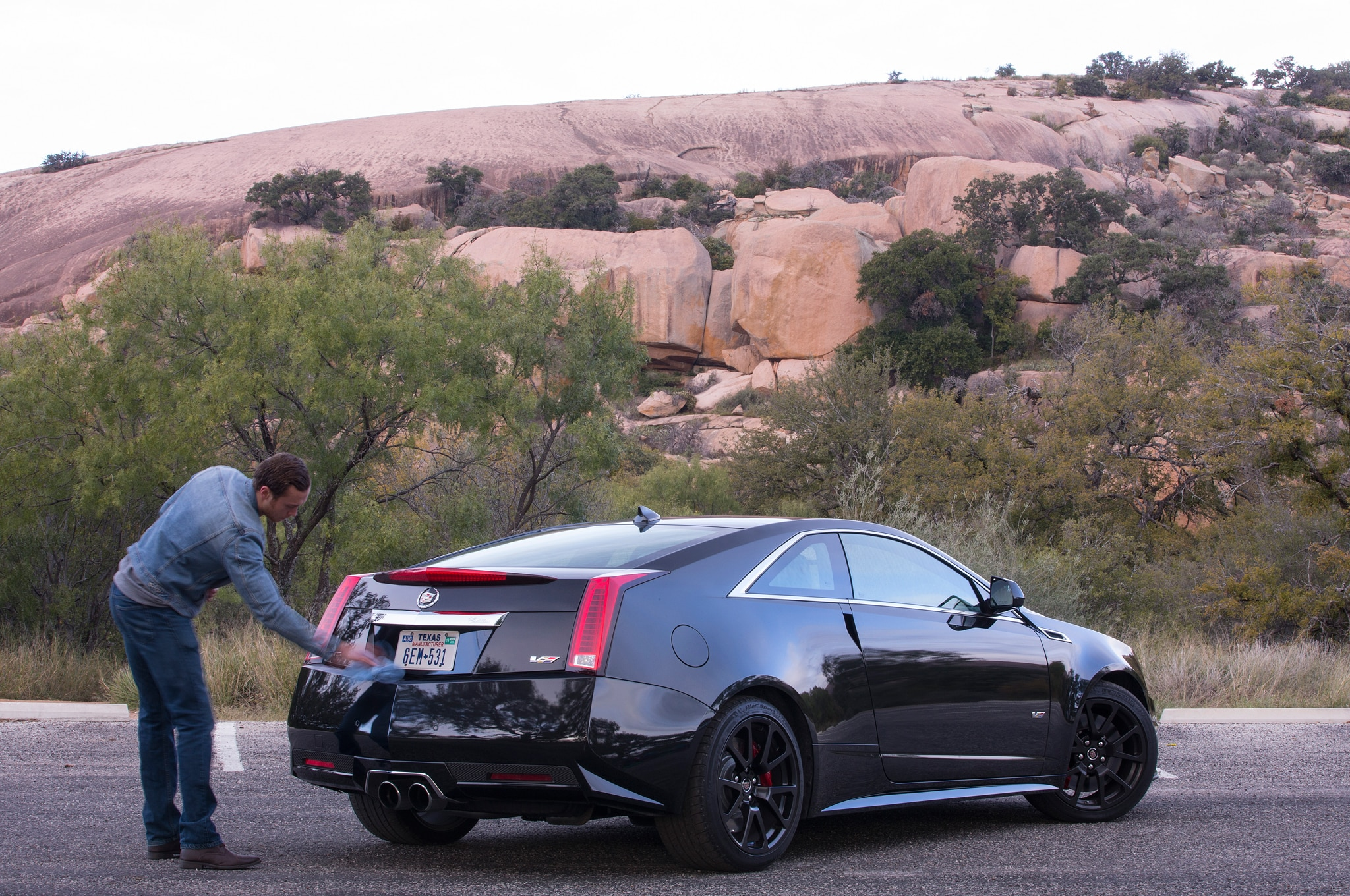 Future cadillac crossovers to adopt xt nomenclature 2015 cadillac cts v coupe rear three quarter 01 sciox Images
