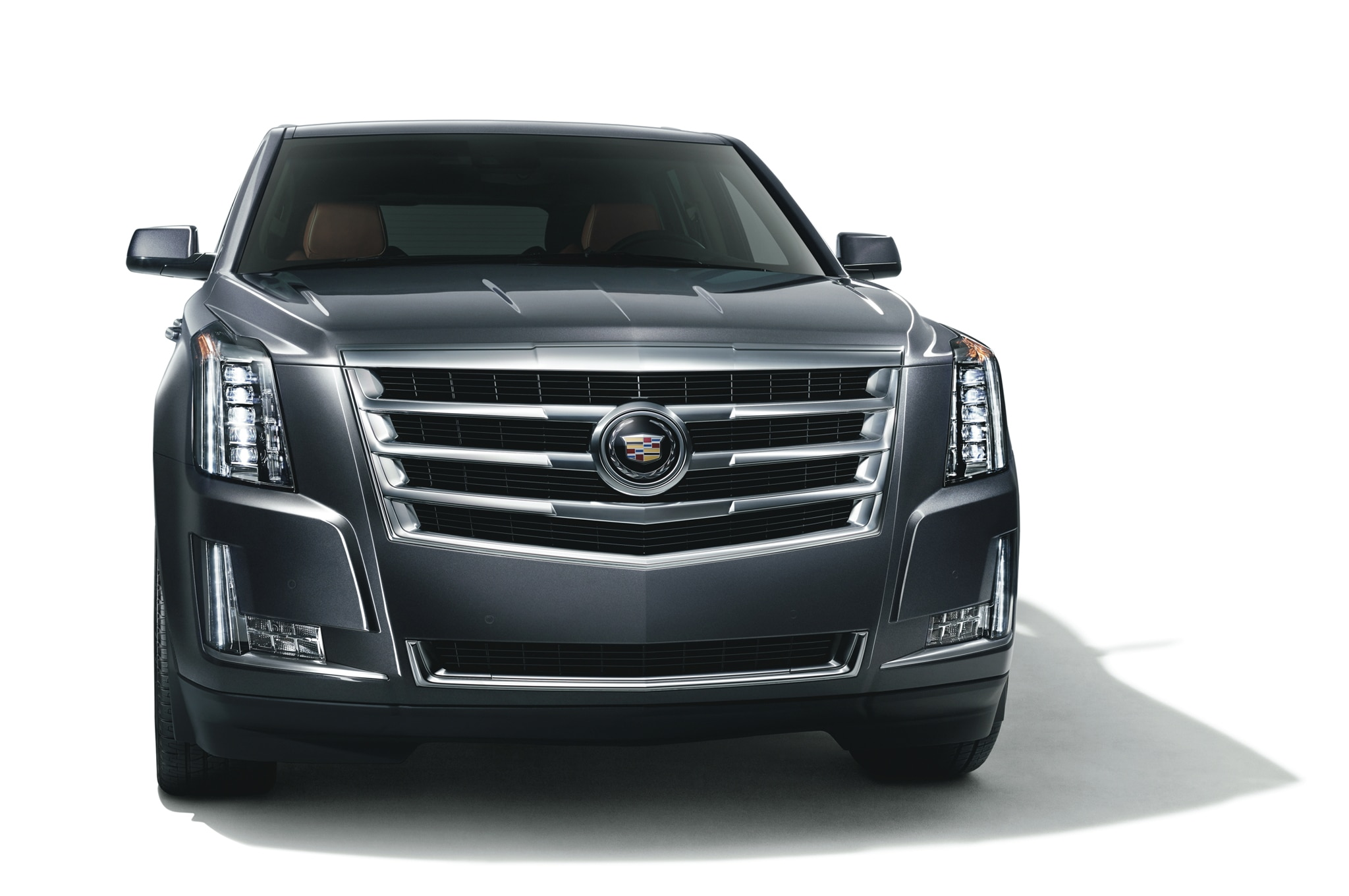 hennessey supercharges 2015 cadillac escalade to create hpe550. Black Bedroom Furniture Sets. Home Design Ideas