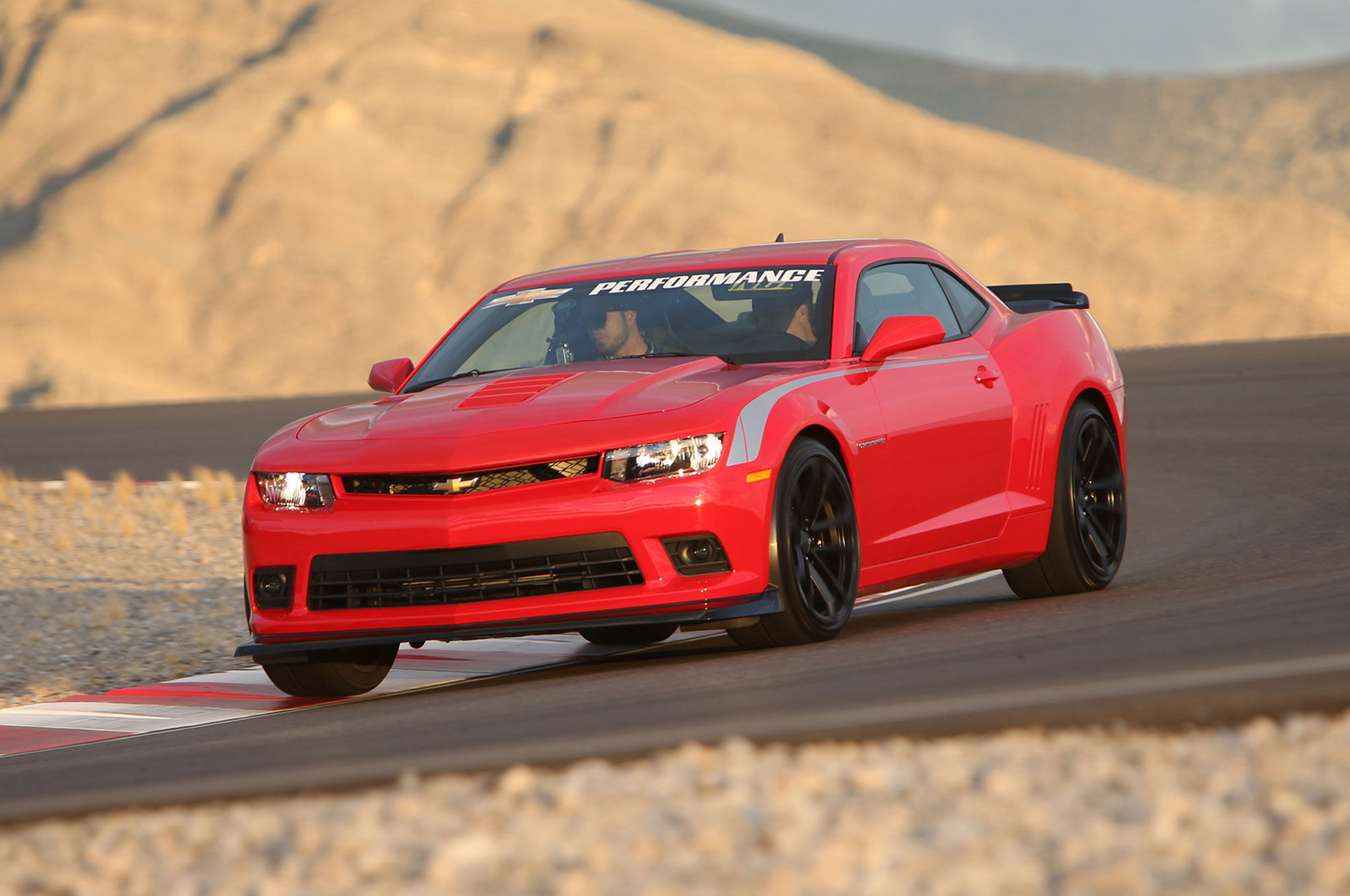 2015 chevrolet camaro ss with chevy performance parts. Cars Review. Best American Auto & Cars Review