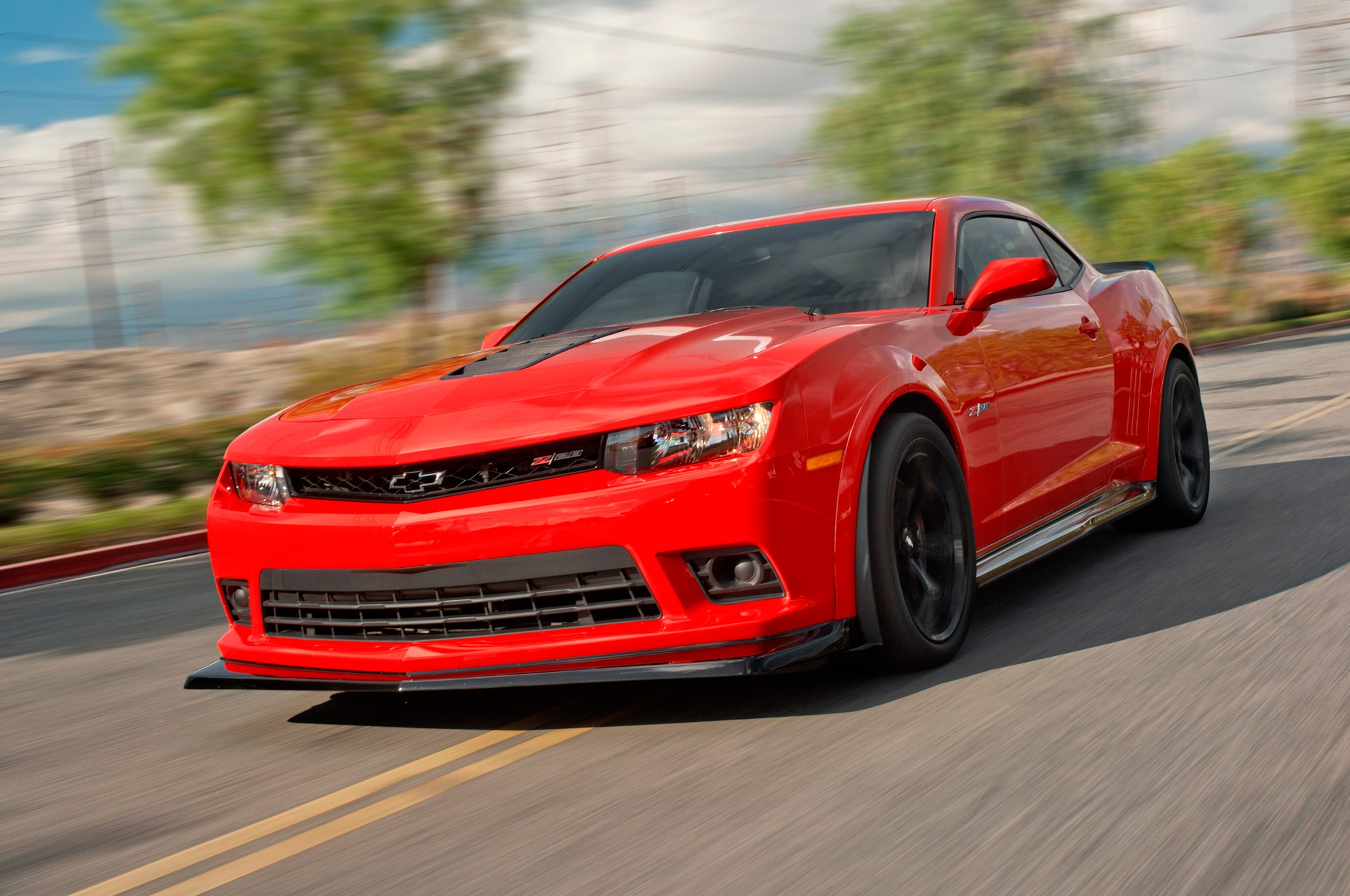 2015 chevrolet camaro ss with chevy performance parts quick drive. Black Bedroom Furniture Sets. Home Design Ideas