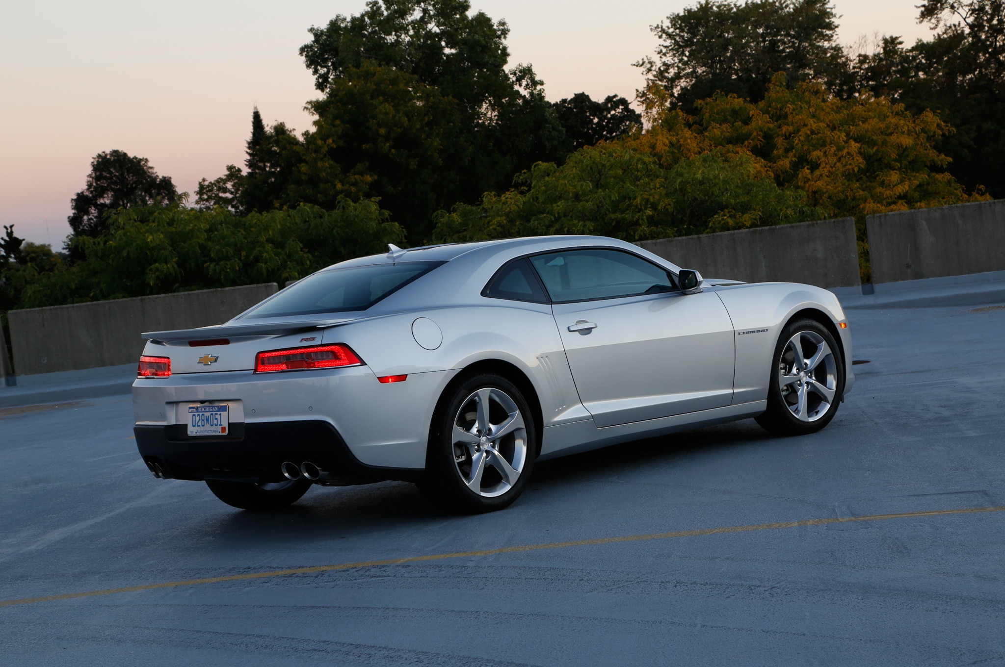 2015 Chevrolet Camaro SS with Chevy Performance Parts ...