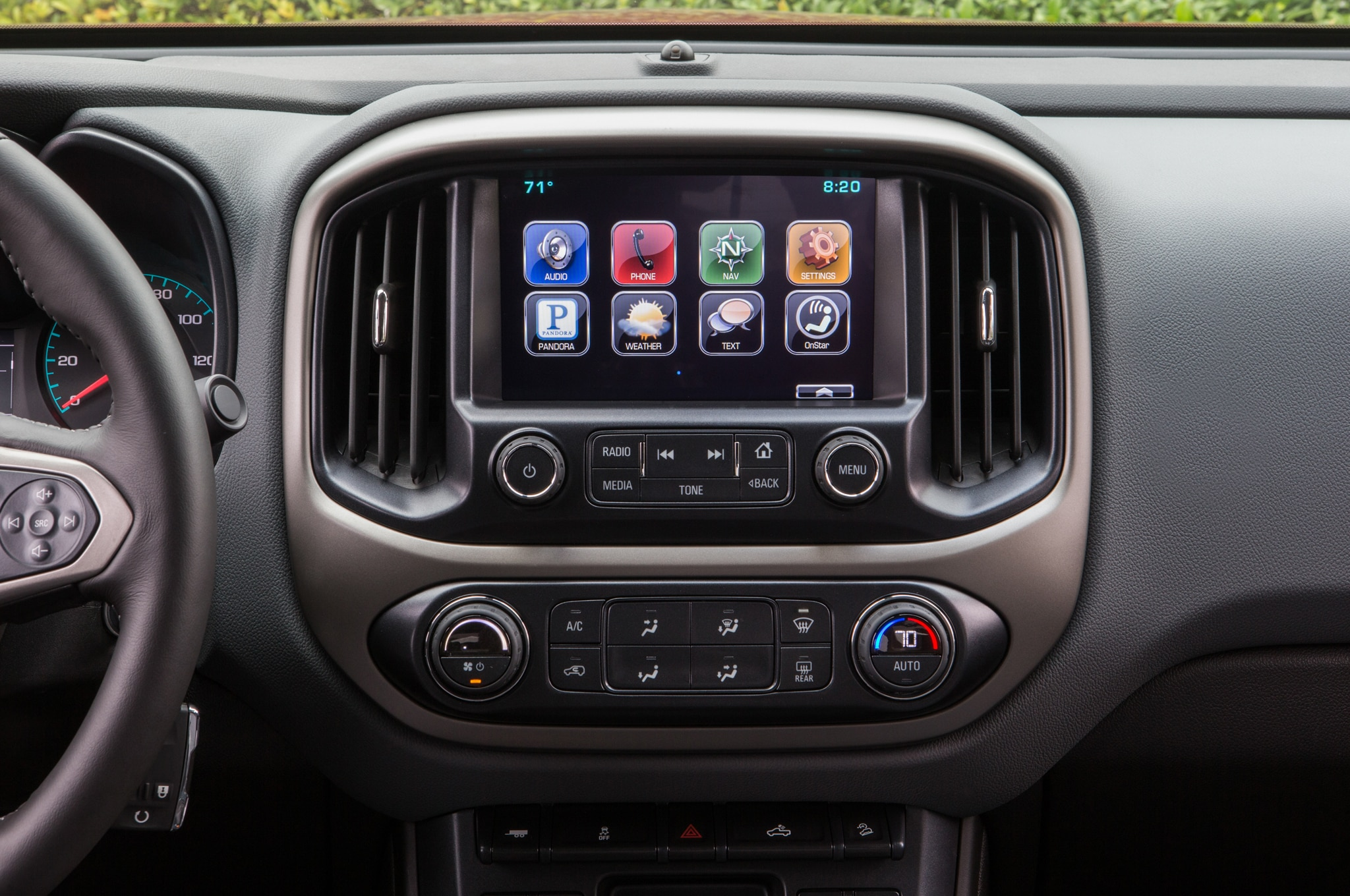 2015 Chevrolet Colorado Z71 radio 2015 chevrolet colorado, gmc canyon powertrains detailed automobile chevy colorado ac wiring harness at readyjetset.co