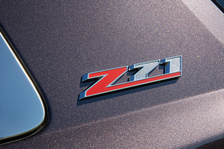 2015 chevrolet tahoe z71 badge