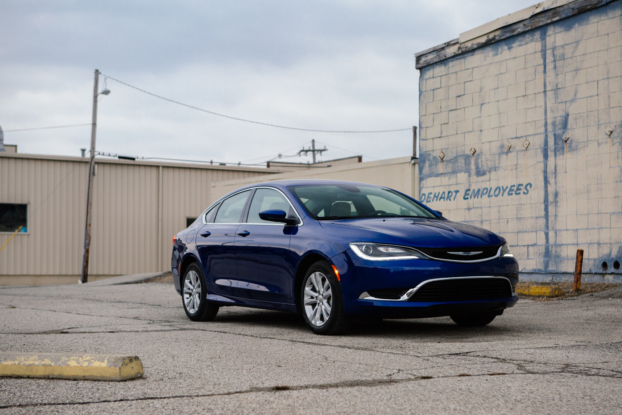Mopar Modifies 2015 Chrysler 200 At 2014 Chicago Auto Show