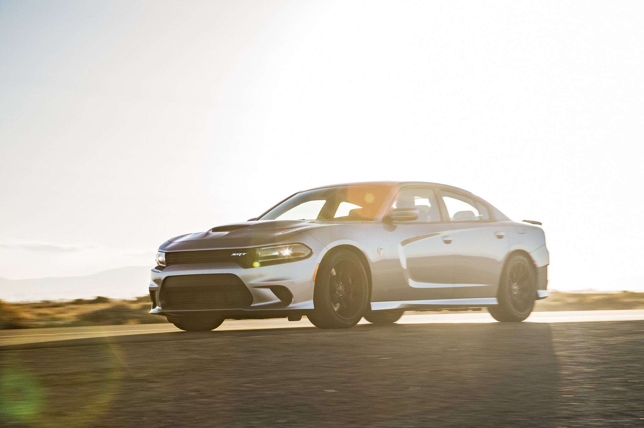 Hellcat Charger Burnout >> Flavors of Fast: 2015 Dodge Charger Hellcat vs. 2016 Nissan GT-R