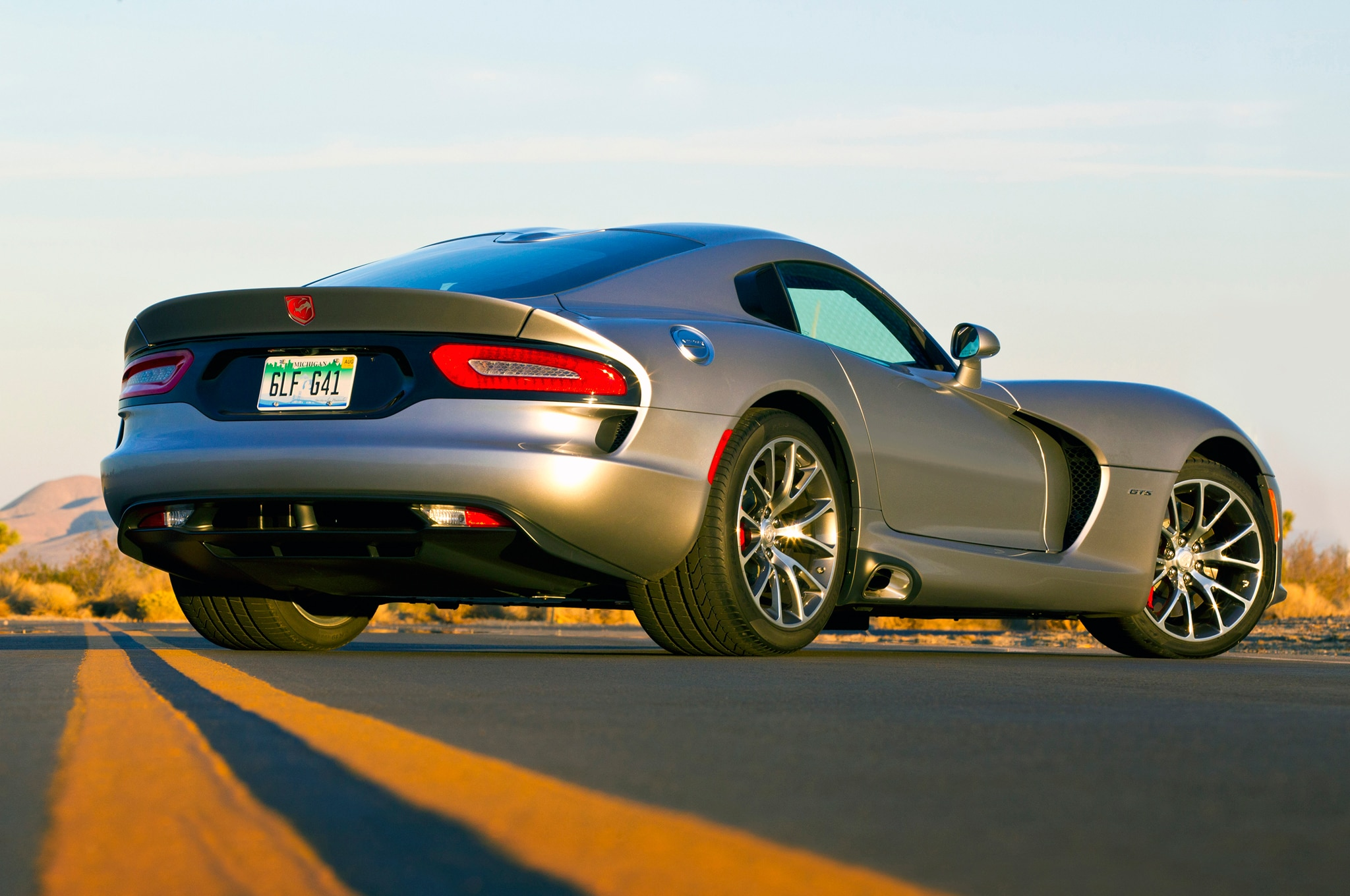 Track Ready Dodge Viper Acr Returns For 2016